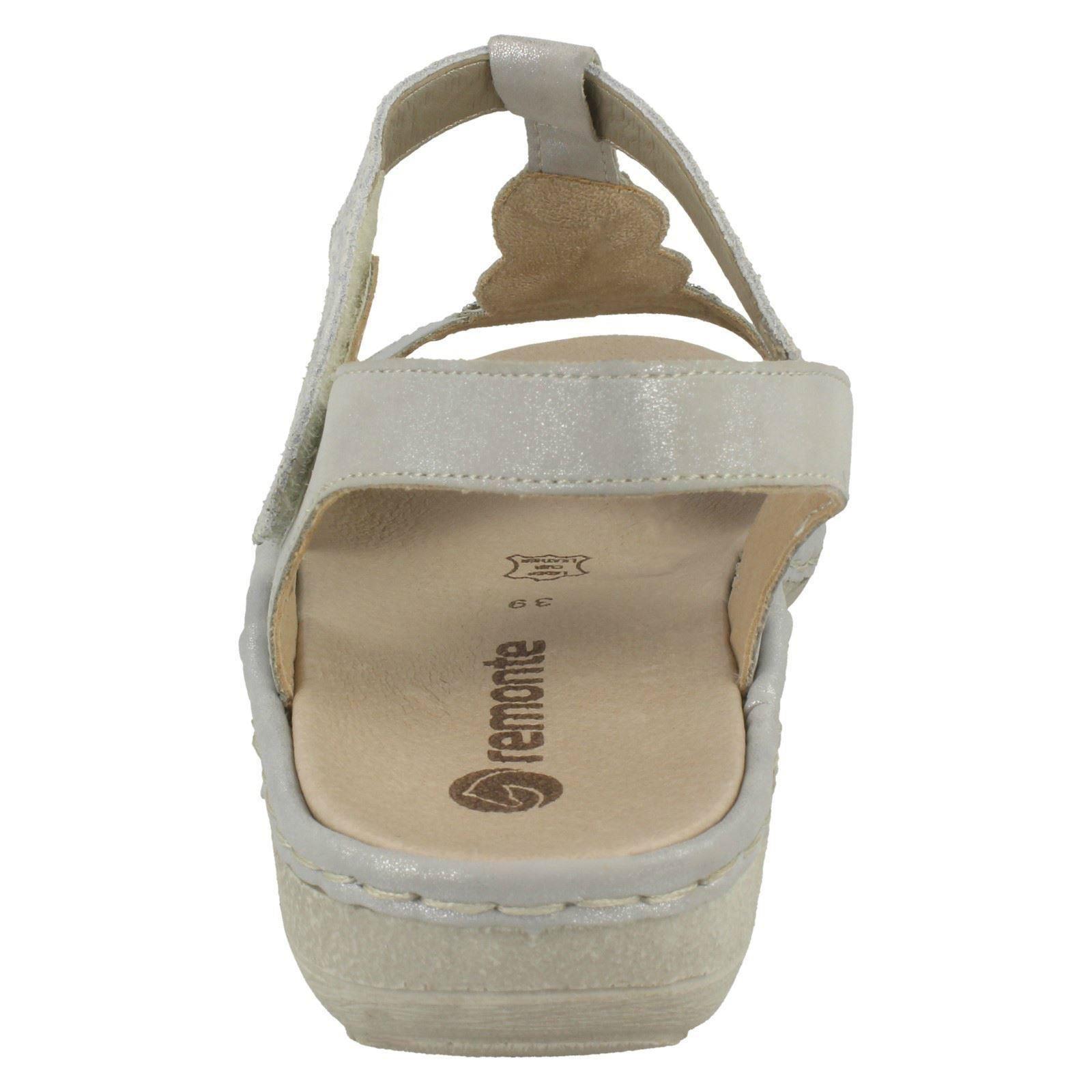 Sandali ALL DIETRO D7645 da Donna Remonte D7645 DIETRO 6f54dd