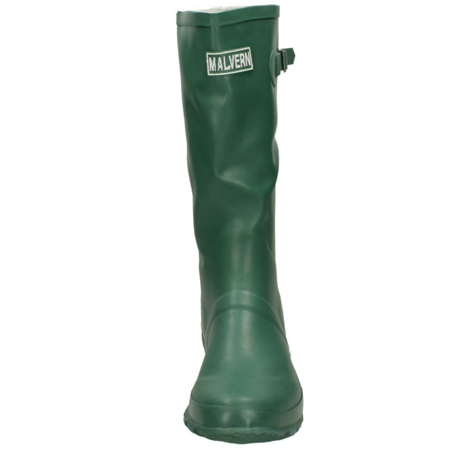Mens Malvern Buckle Detail Wellington Boots Men's Shoes