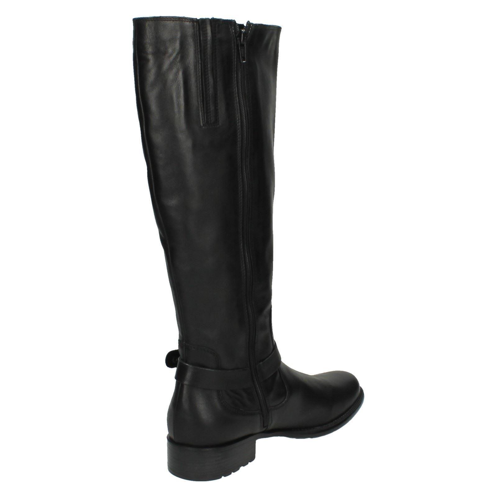 Dal Black Van Ladies Boots Long 'nevada' oBexdrC