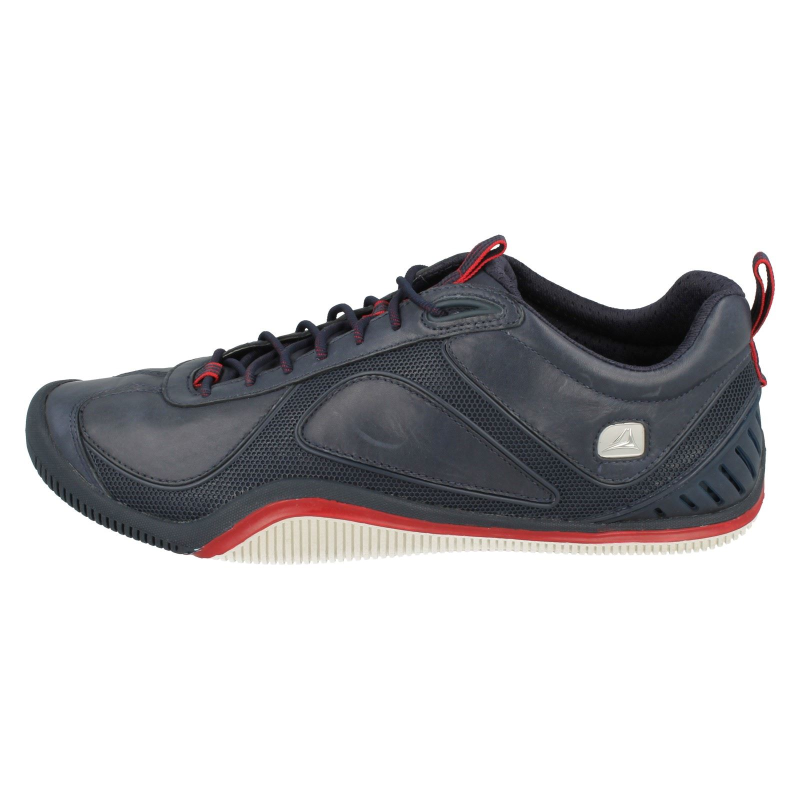 Mens Clarks Casual Lace Up Shoes Outdrive Tide