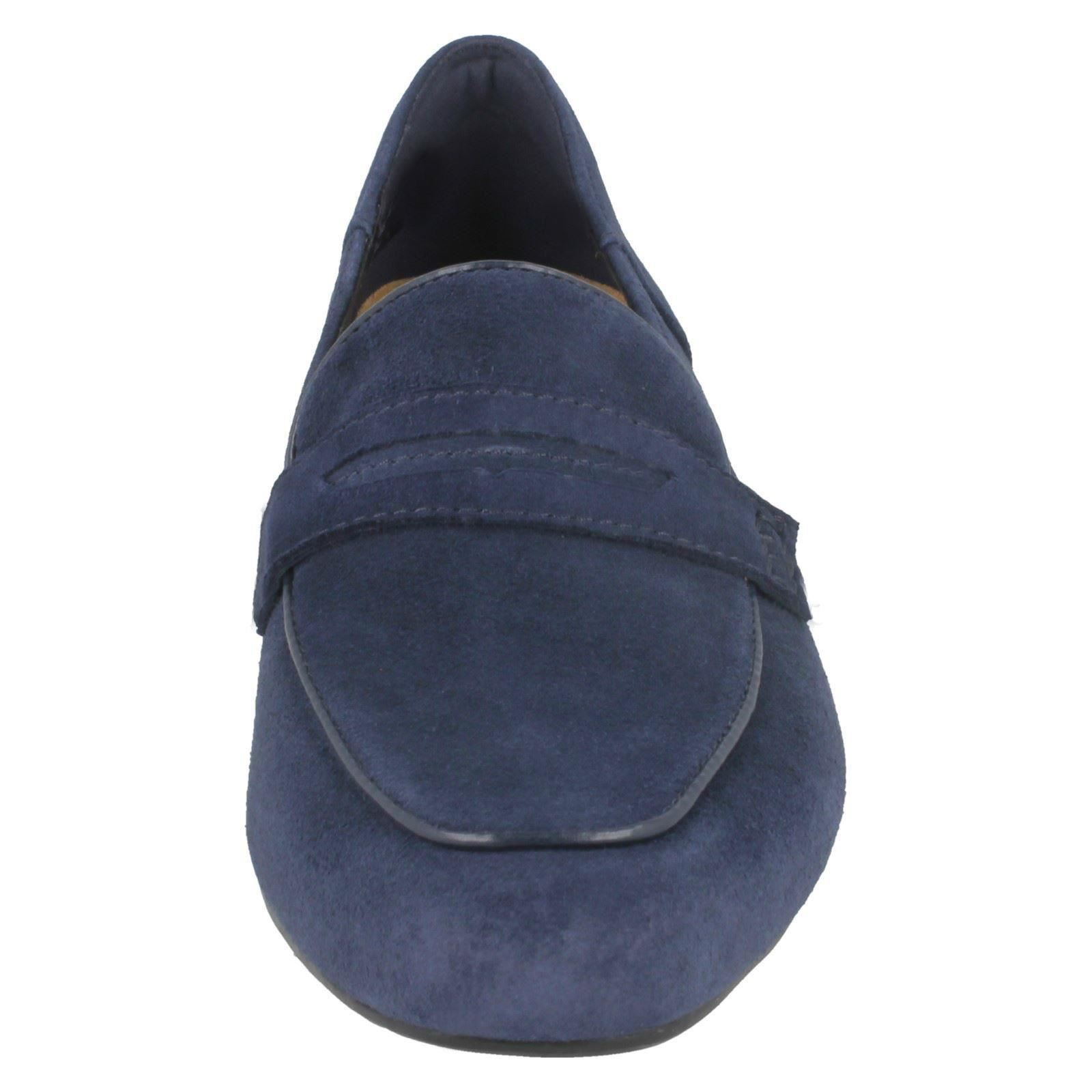 Clarks Wide Fitting Flat Shoes