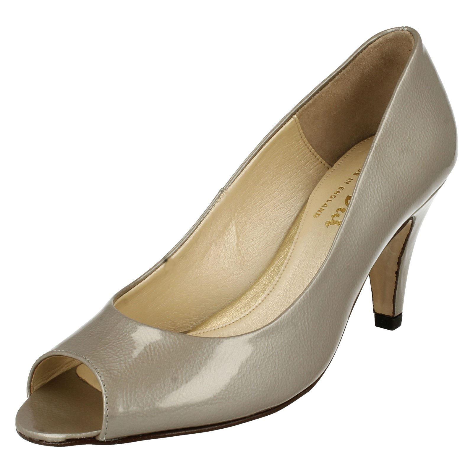 Van Dal Peep Toe Toe Peep Heels 'Holkham' 629da4