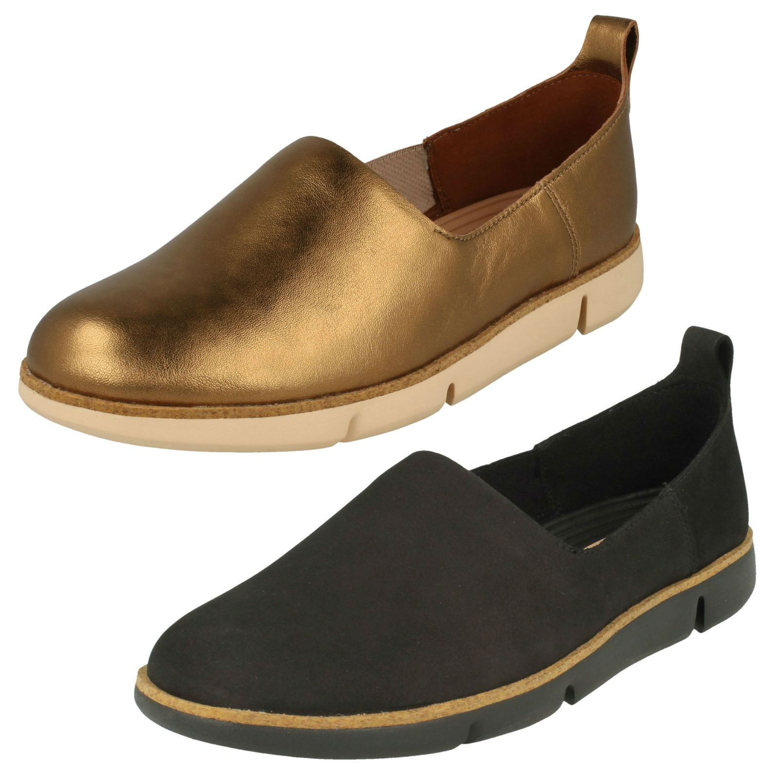 Zapatos de punta redonda Clarks para mujer Footlocker Finishline Precio barato Tienda de envío gratis Venta de Nicekicks Fecha de lanzamiento Venta en línea Venta de precio bajo YaQVKo