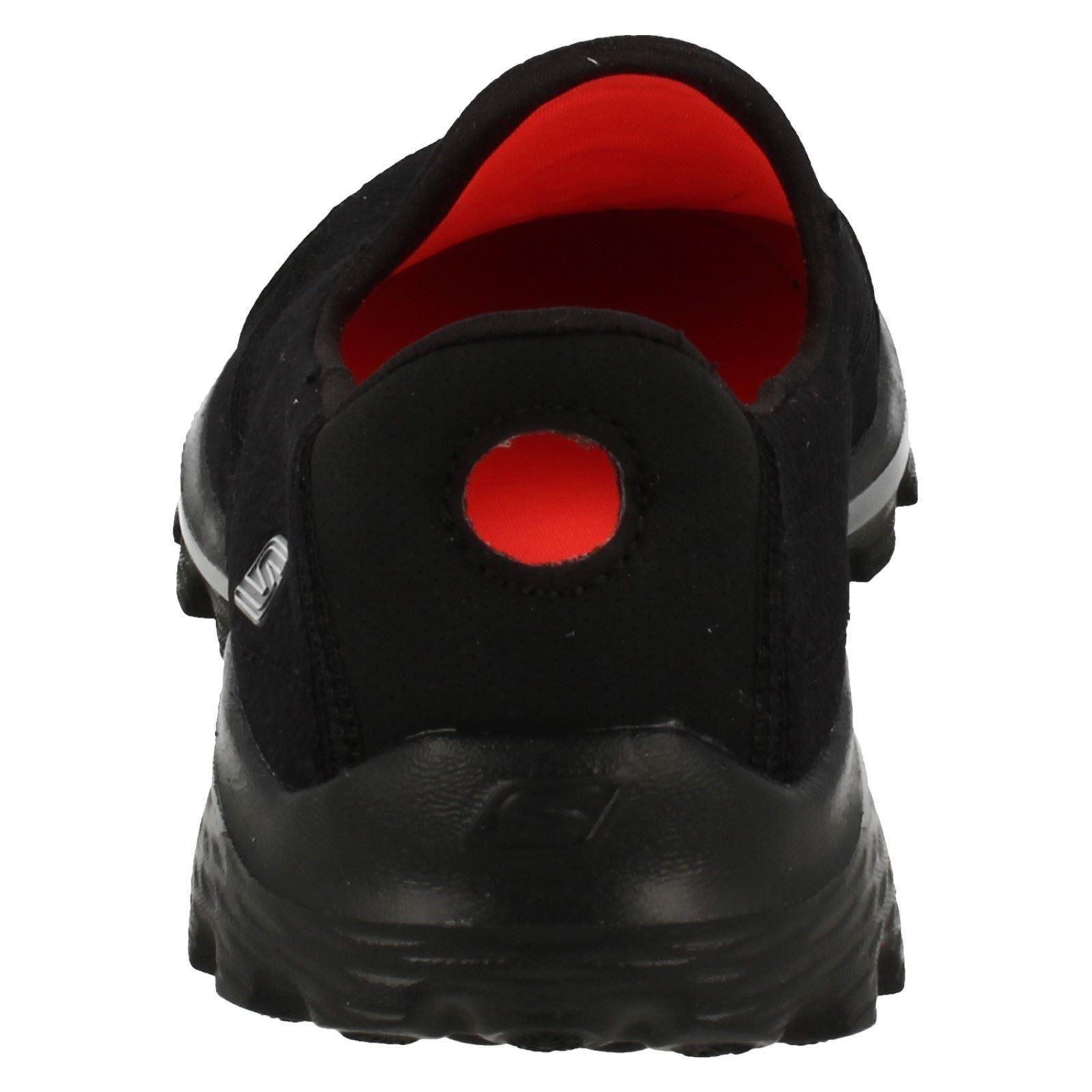 Skechers Go Walk 2 Informales Bombas Bombas Bombas De Las Señoras-Lineal 13597 22a412