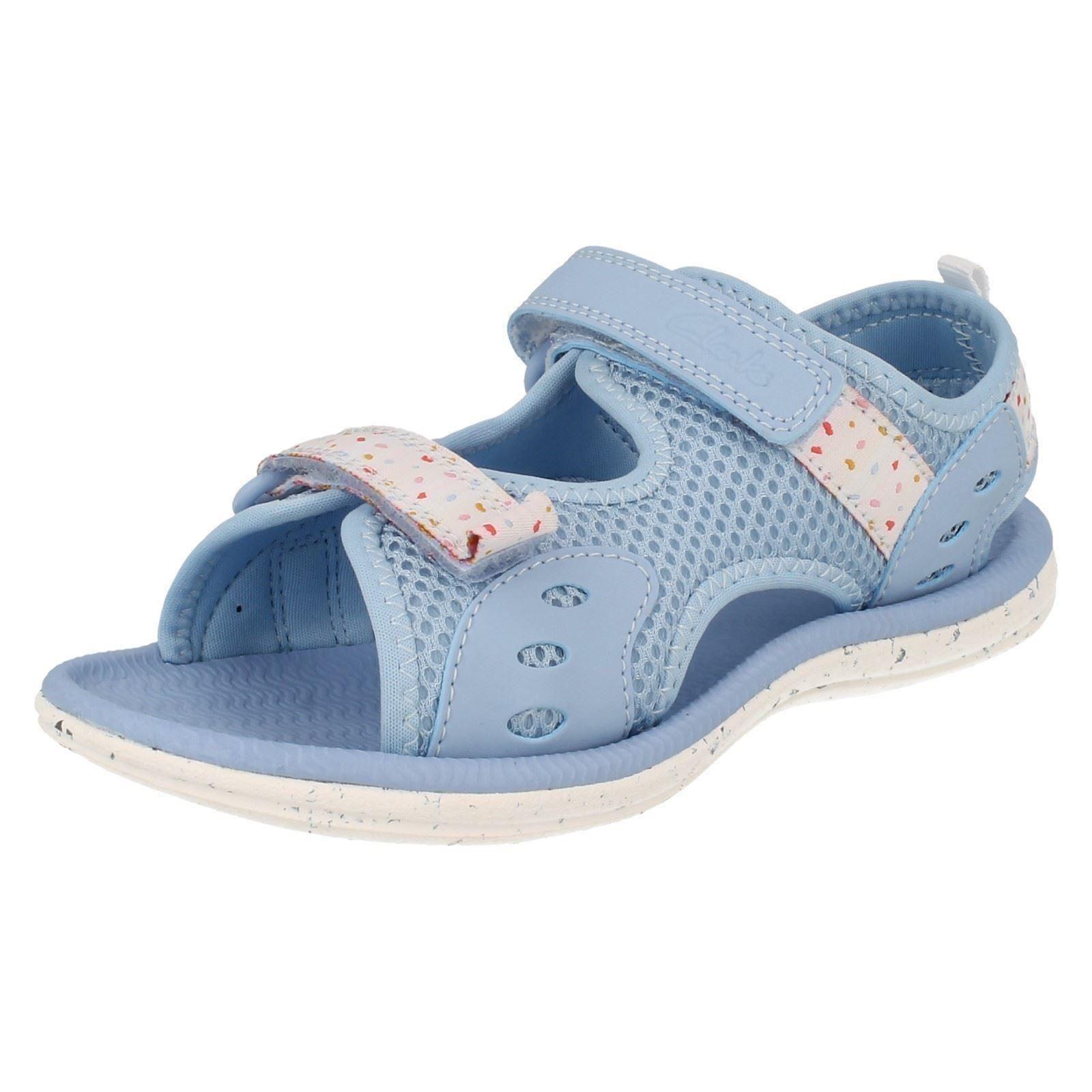 a4be3a96da39 039-Clarks-Girls-039-Sandals-Star-Games thumbnail 12