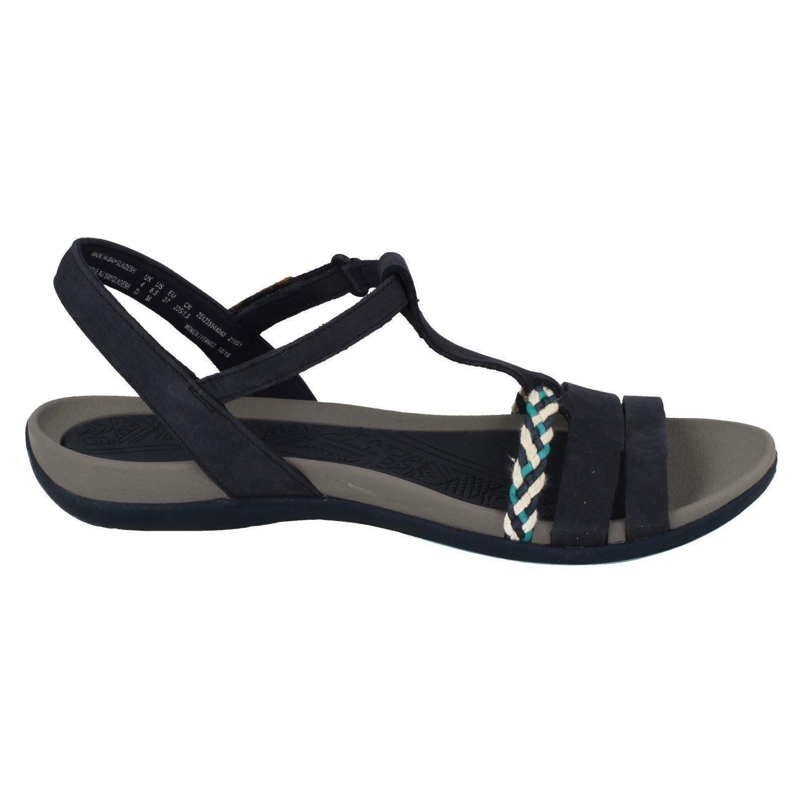 5a68bcf6f48f Ladies-Clarks-Casual-Summer-Sandals-Tealite-Grace thumbnail 23