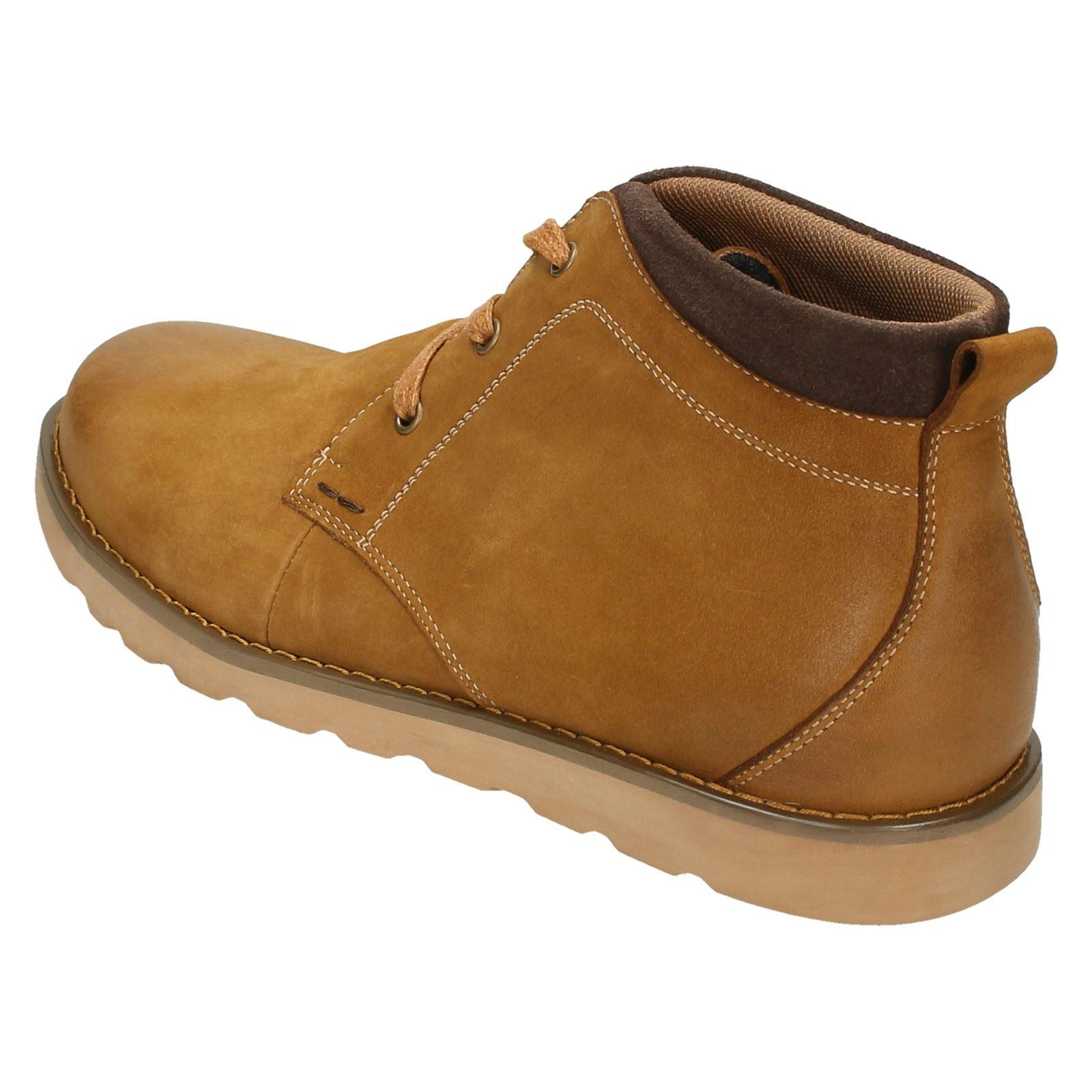 Uomo Blunt Thomas Blunt Uomo Casual Ankle Stiefel 5e38e5