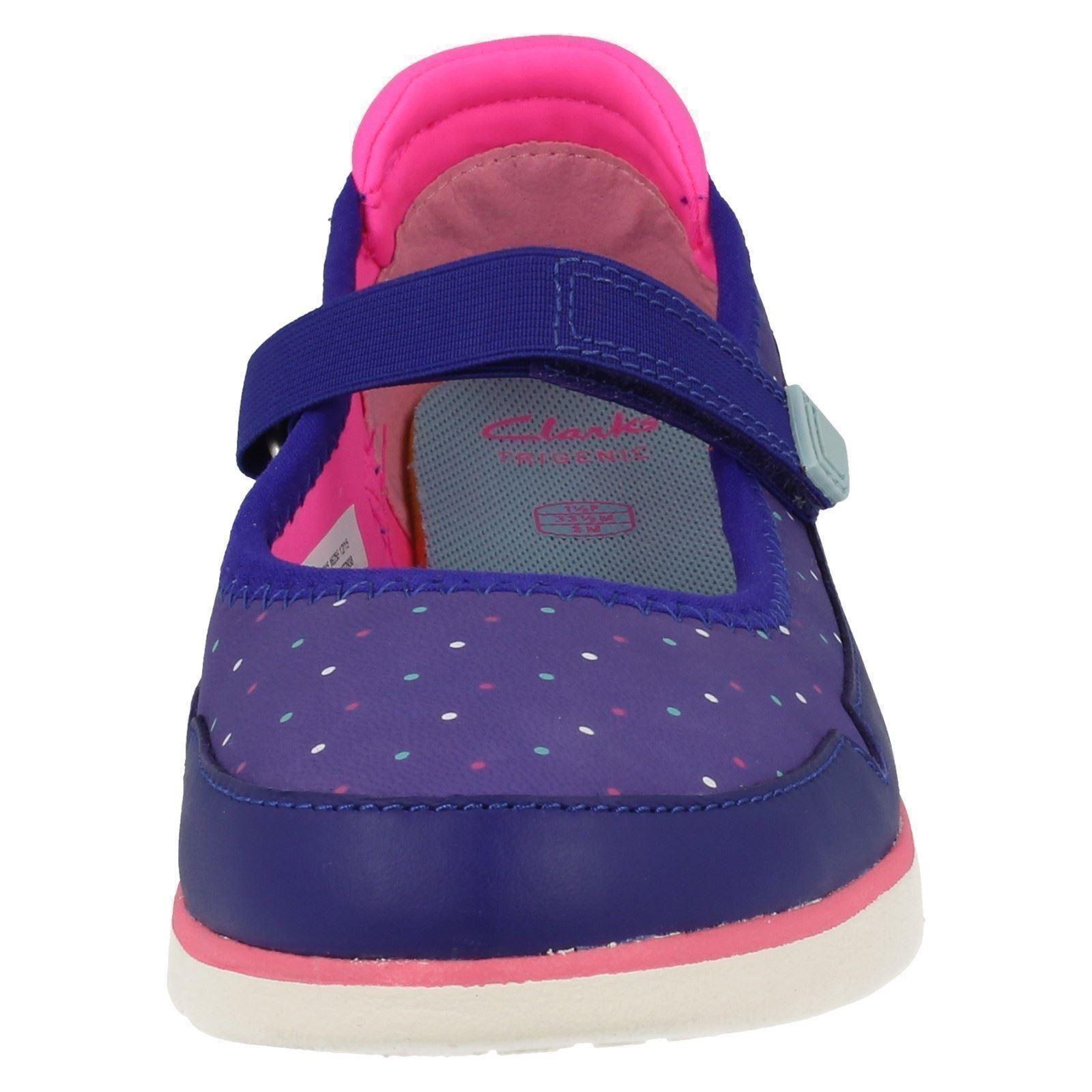 Diario Tri Zapatos De Clarks Ligero Bitsey' Niña ' Iqw6YWC