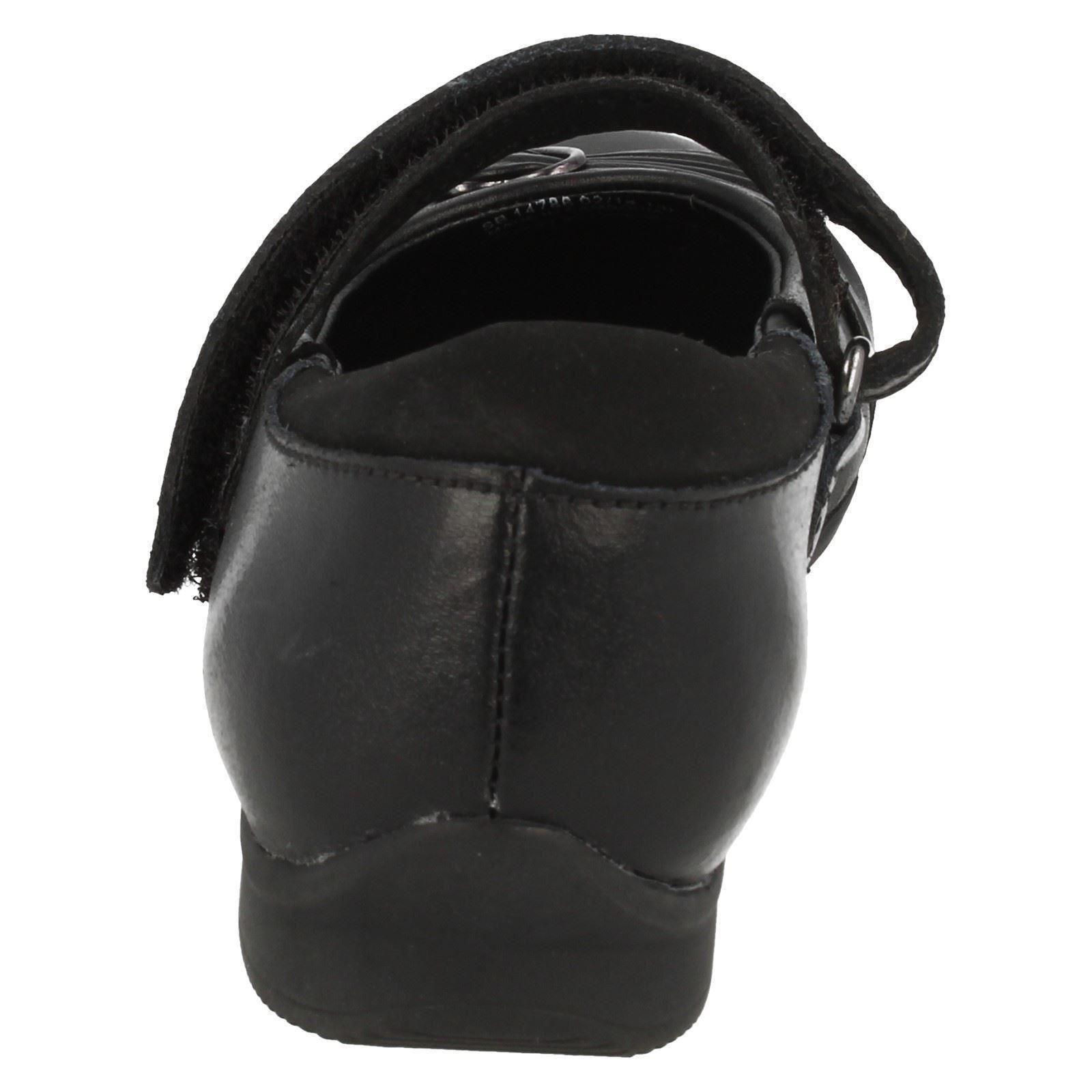 Clarks Girls Formal/School Shoes - Dolly Heart