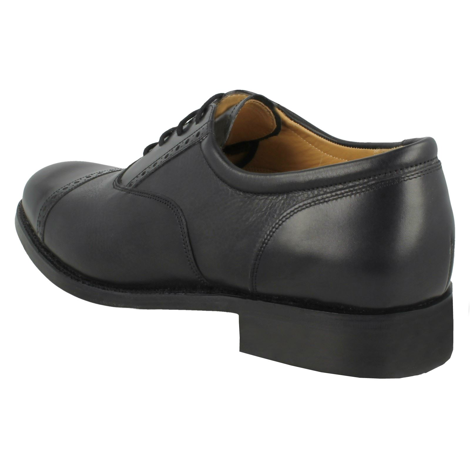 Billig Mens gute Qualität Mens Billig Barker Smart Schuhes Shoreham 52264b