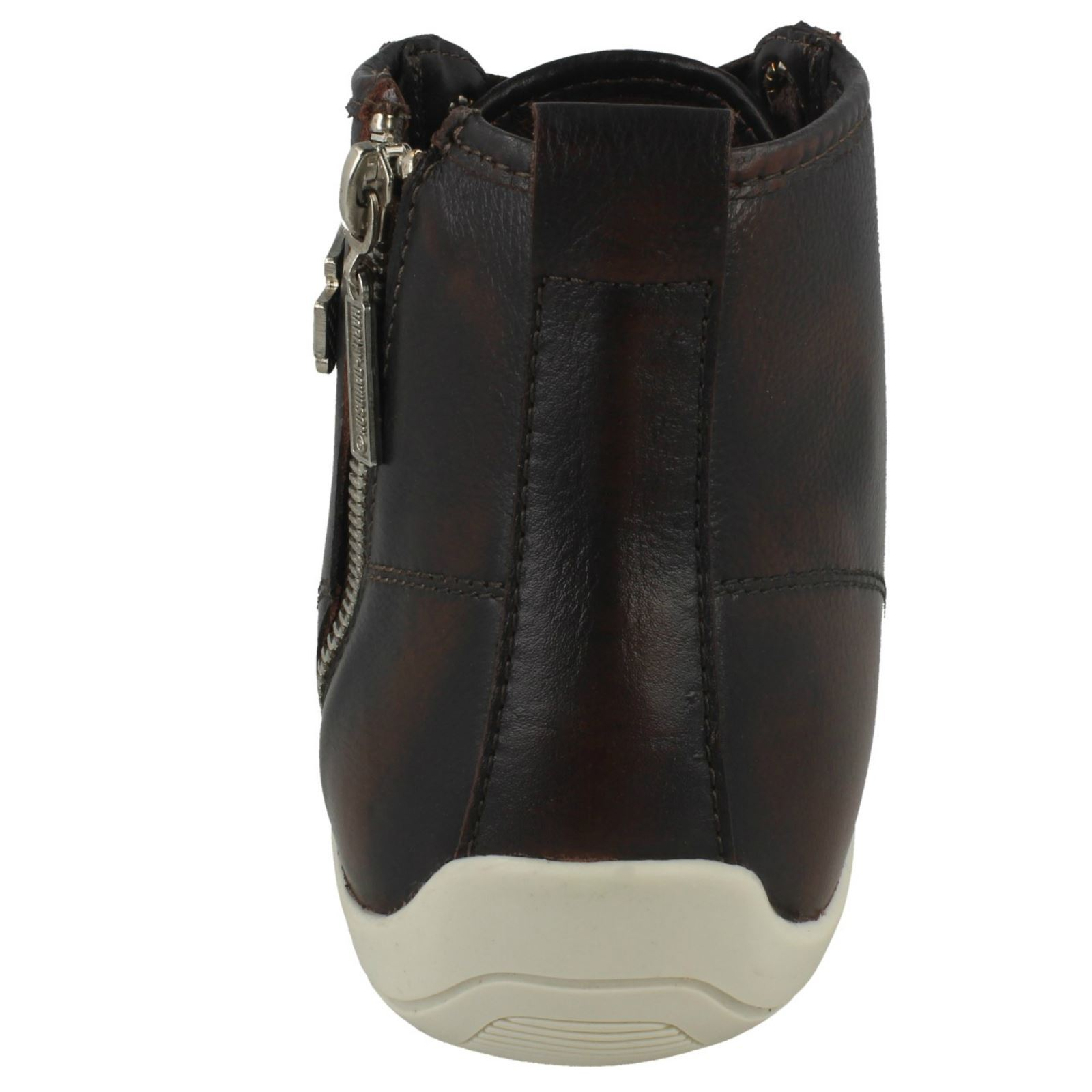 D93453 Davidson brown Boots Dark Harley Mens Casual Oberlin Brown PwqvTX46