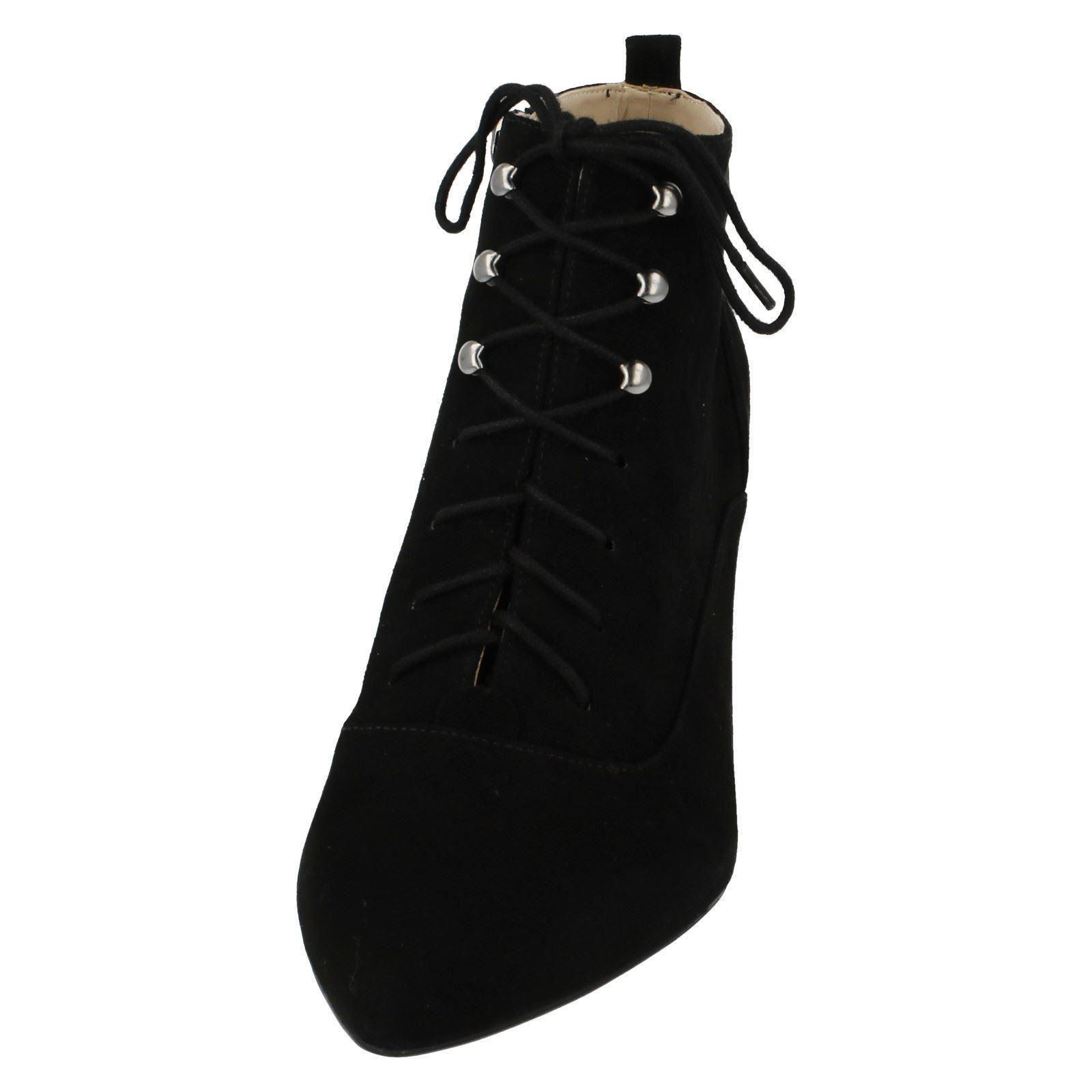 Clarks Damas botas Dinah Con Cordones Zapato Dinah botas Star eeb0f6