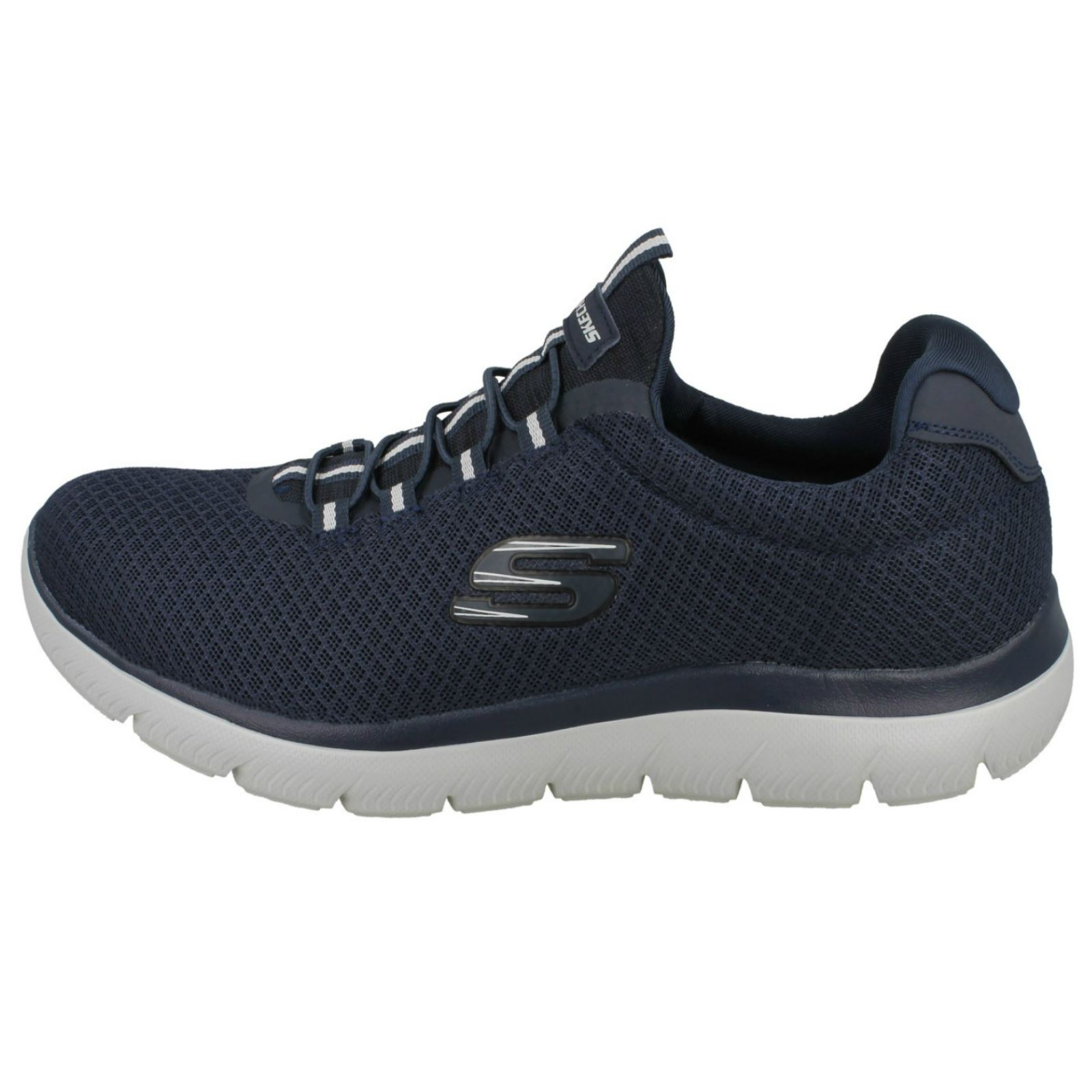 Mens Skechers Casual Trainers Summits