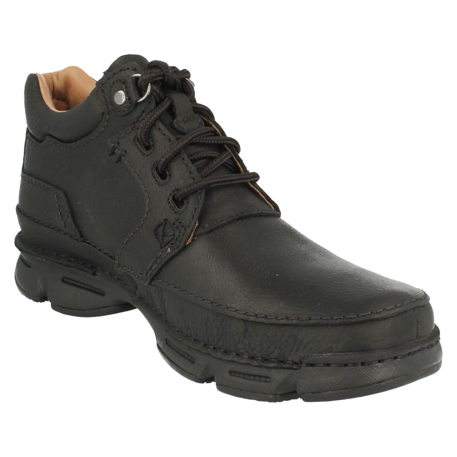 Mens Clarks Rico Rise Rise Rico Ankle Boots 2743ed
