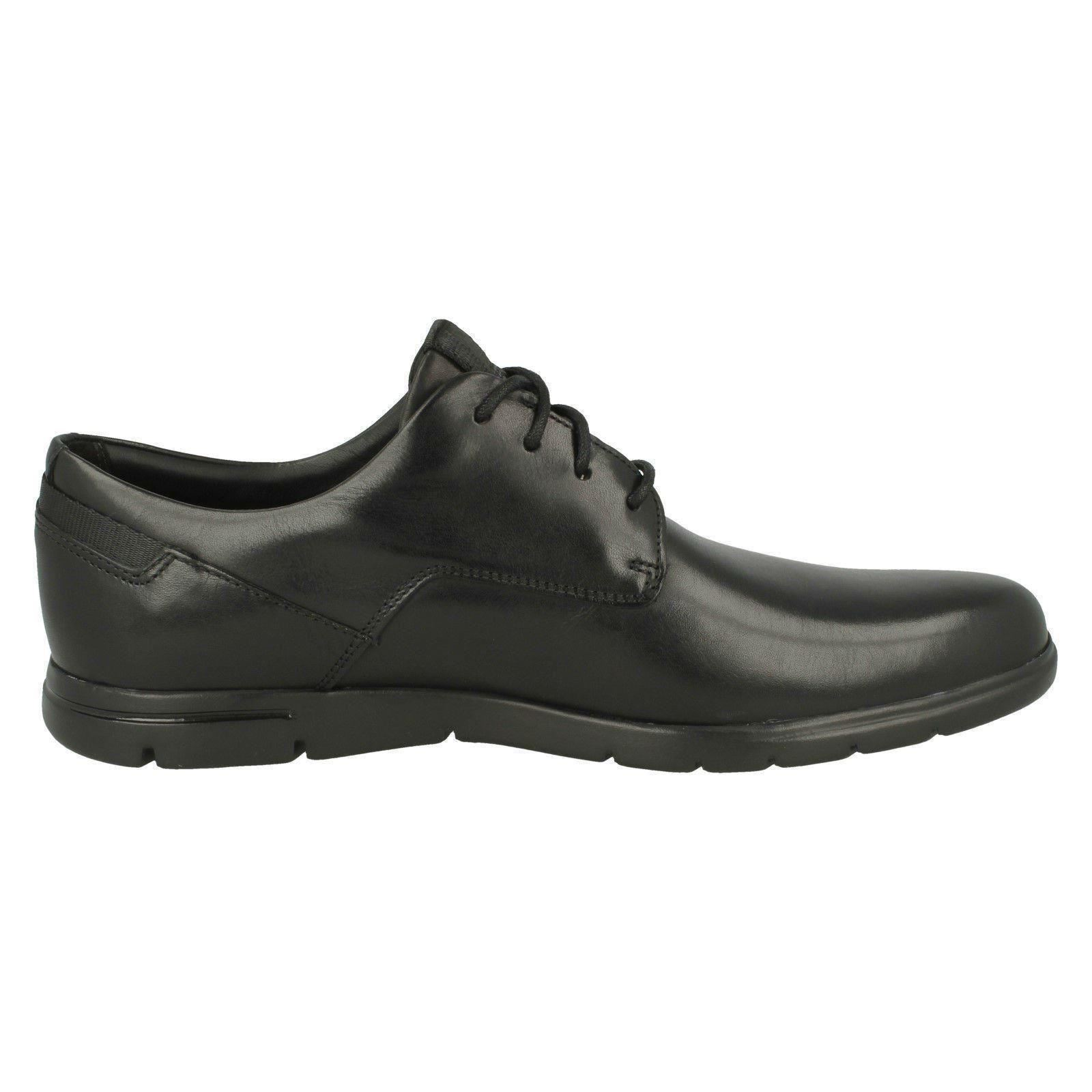 Mens Clarks Formal Lace Up Walk Shoes Vennor Walk Up 8efe5a