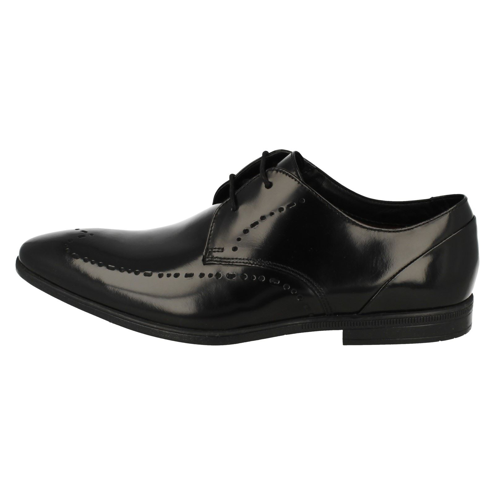Uomo Clarks Schuhes Smart Lace Up Schuhes Clarks Bampton Limit 1bfb4c