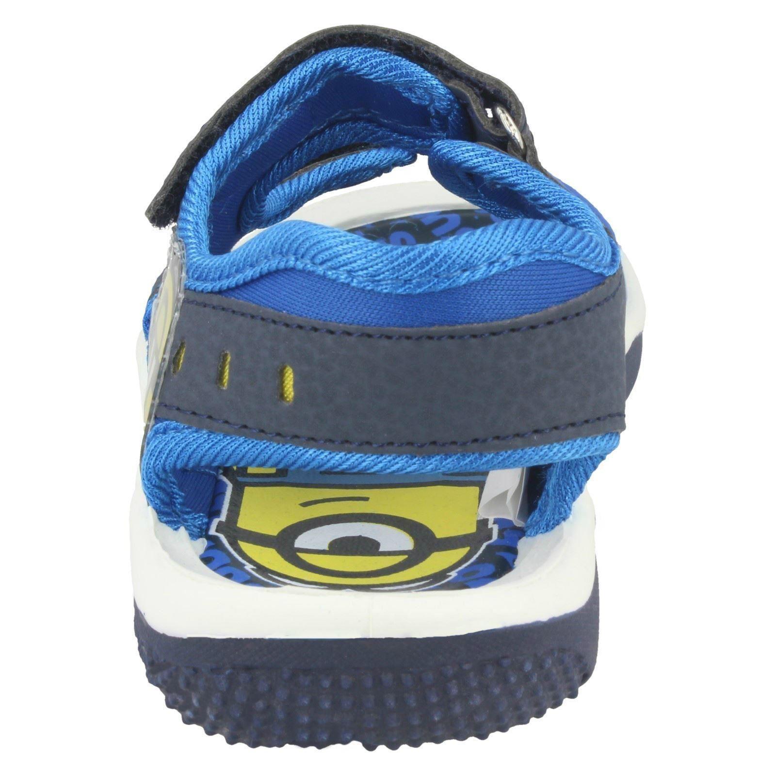 'fraser' Bleu Me' sport Garçon Sandale 'Despicable wIUqnY