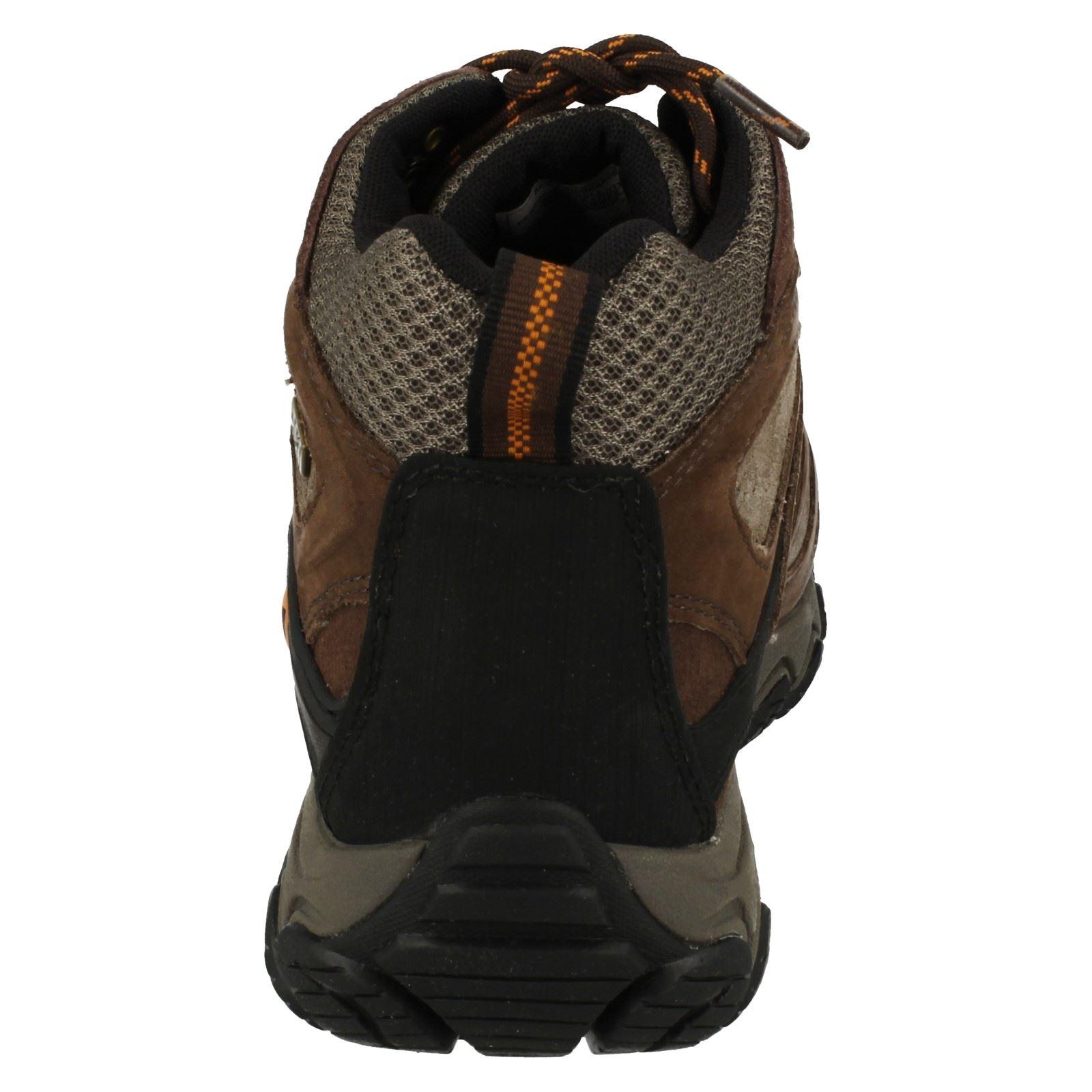 Da Uomo Merrell Pulsate Mid Impermeabile Stivali Impermeabili Passeggio Da Passeggio Impermeabili 0b05e7