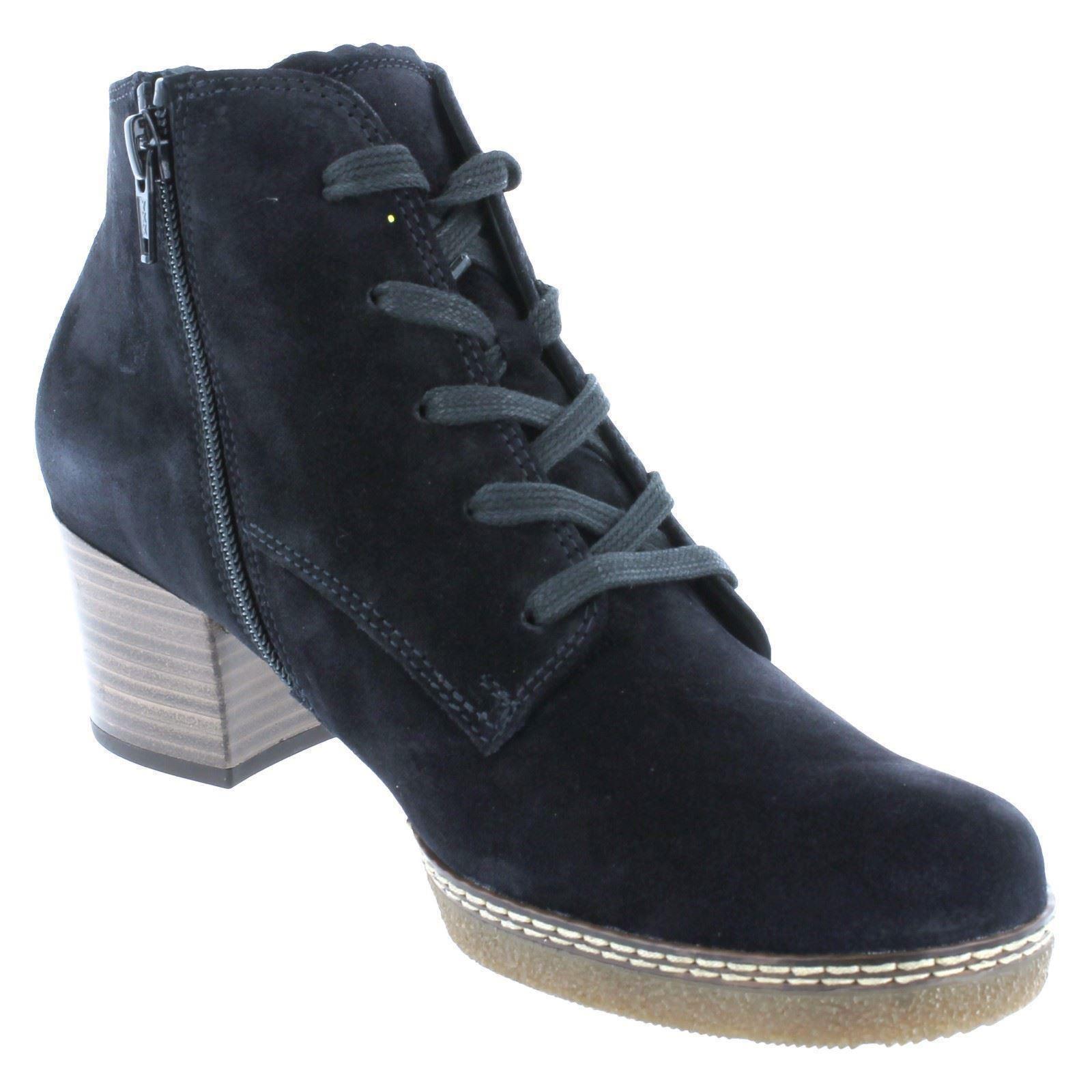 f1d9c609d77e76 Ladies Gabor Ankle Boots  96660
