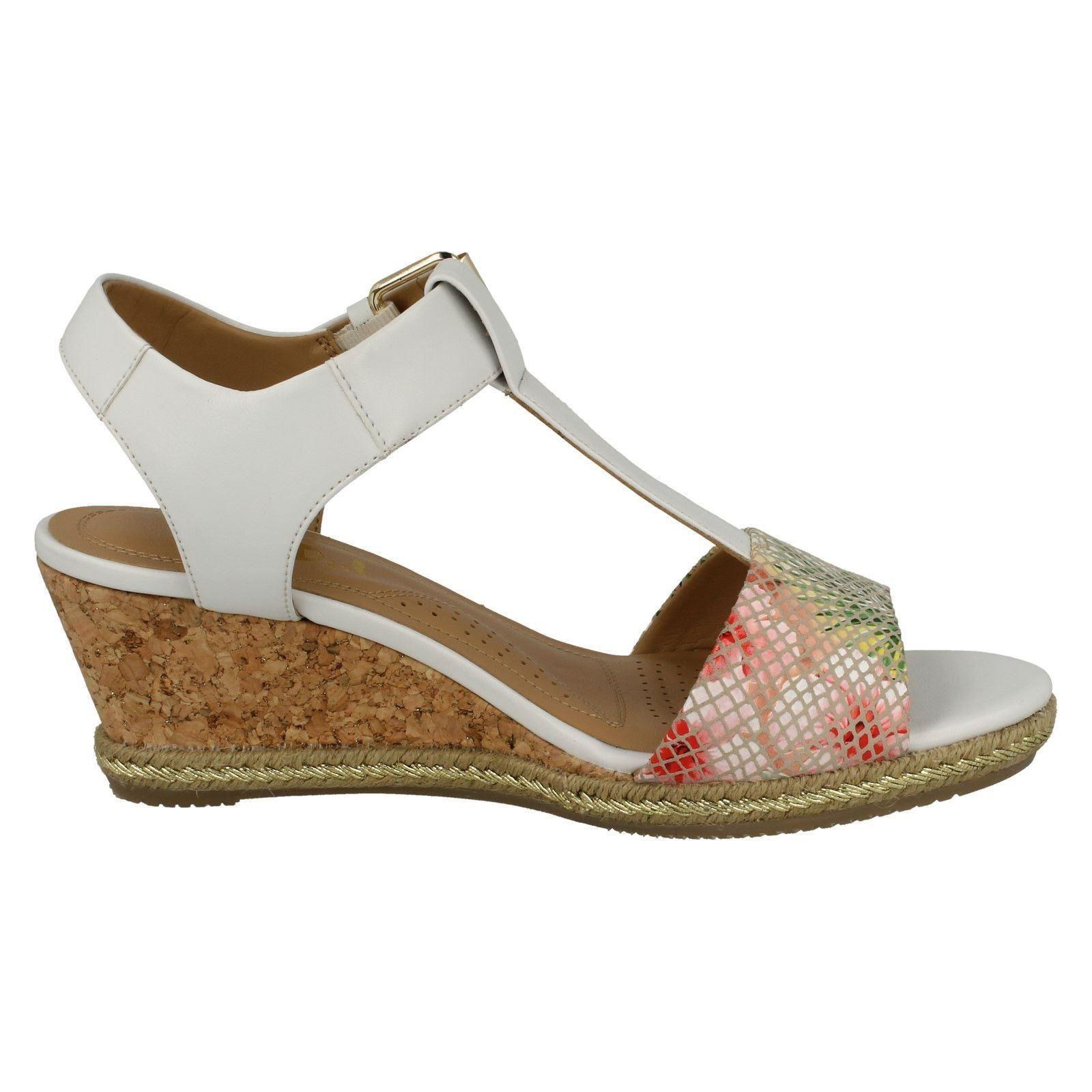 Ladies-Van-Dal-Wedged-Heel-Sandals-Jordan thumbnail 18