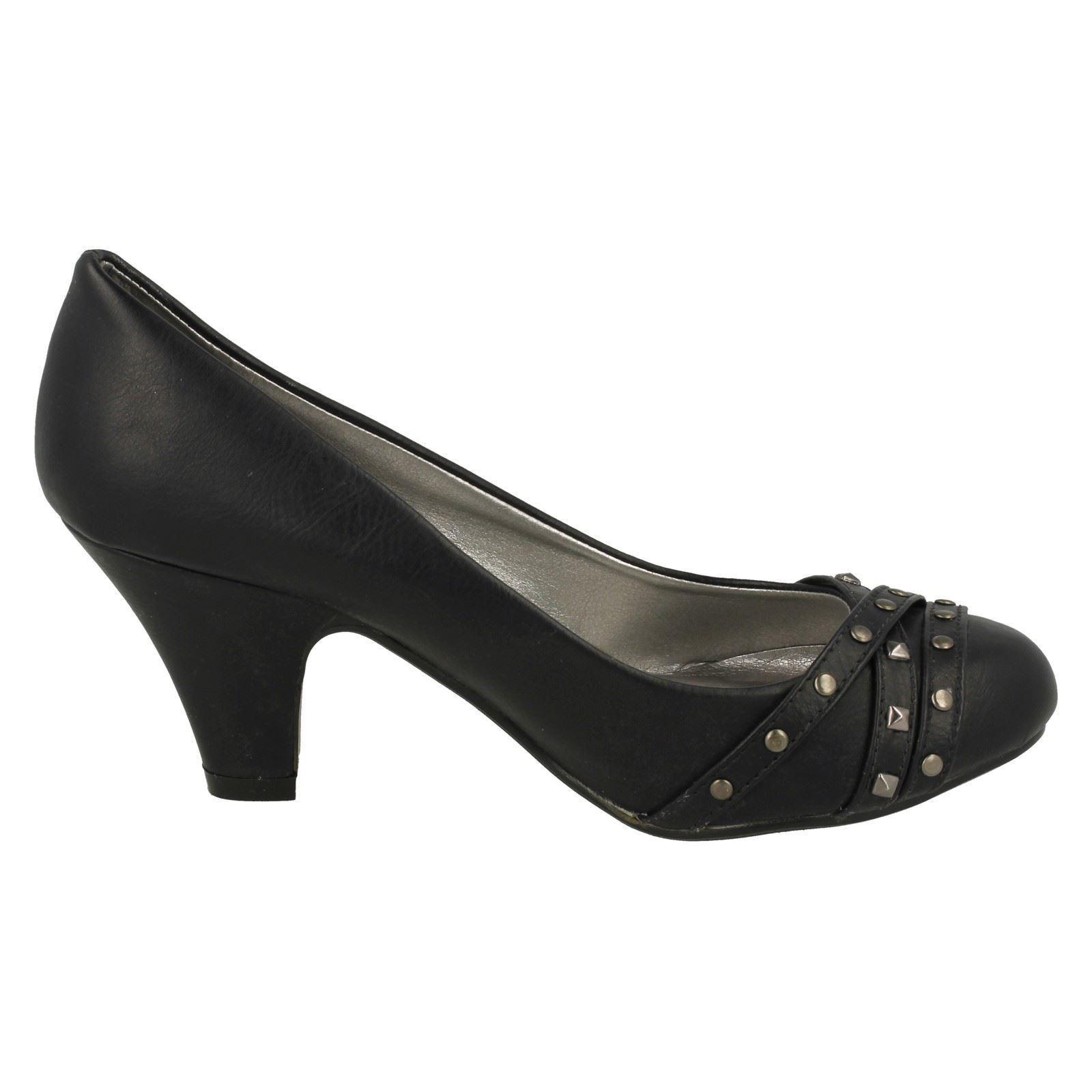 Damas Spot on Multi Correa Court Shoe
