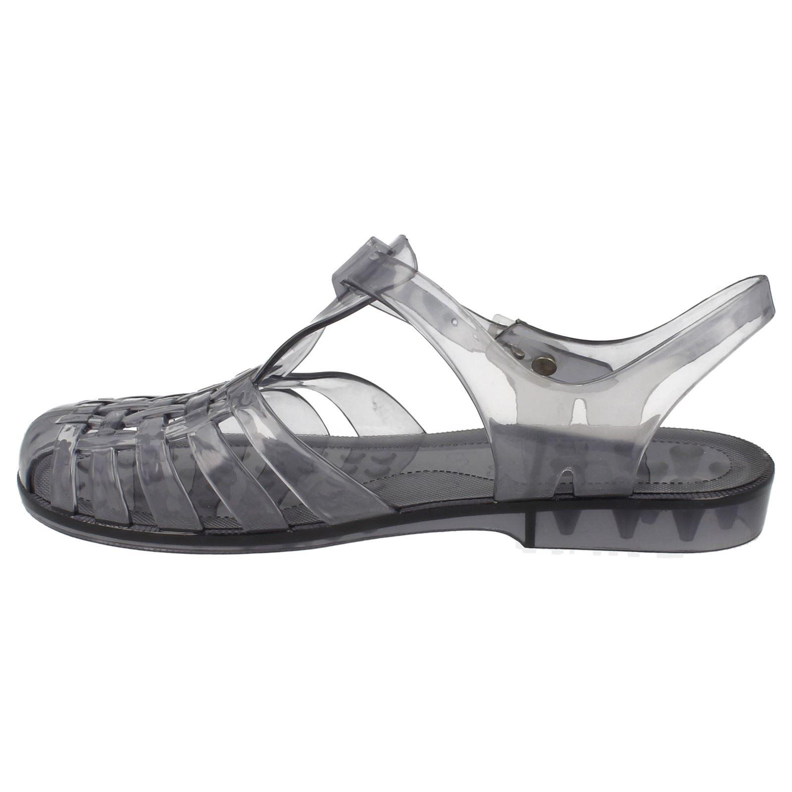 Damas Spot On Transparente Gelatina 'zapatos's