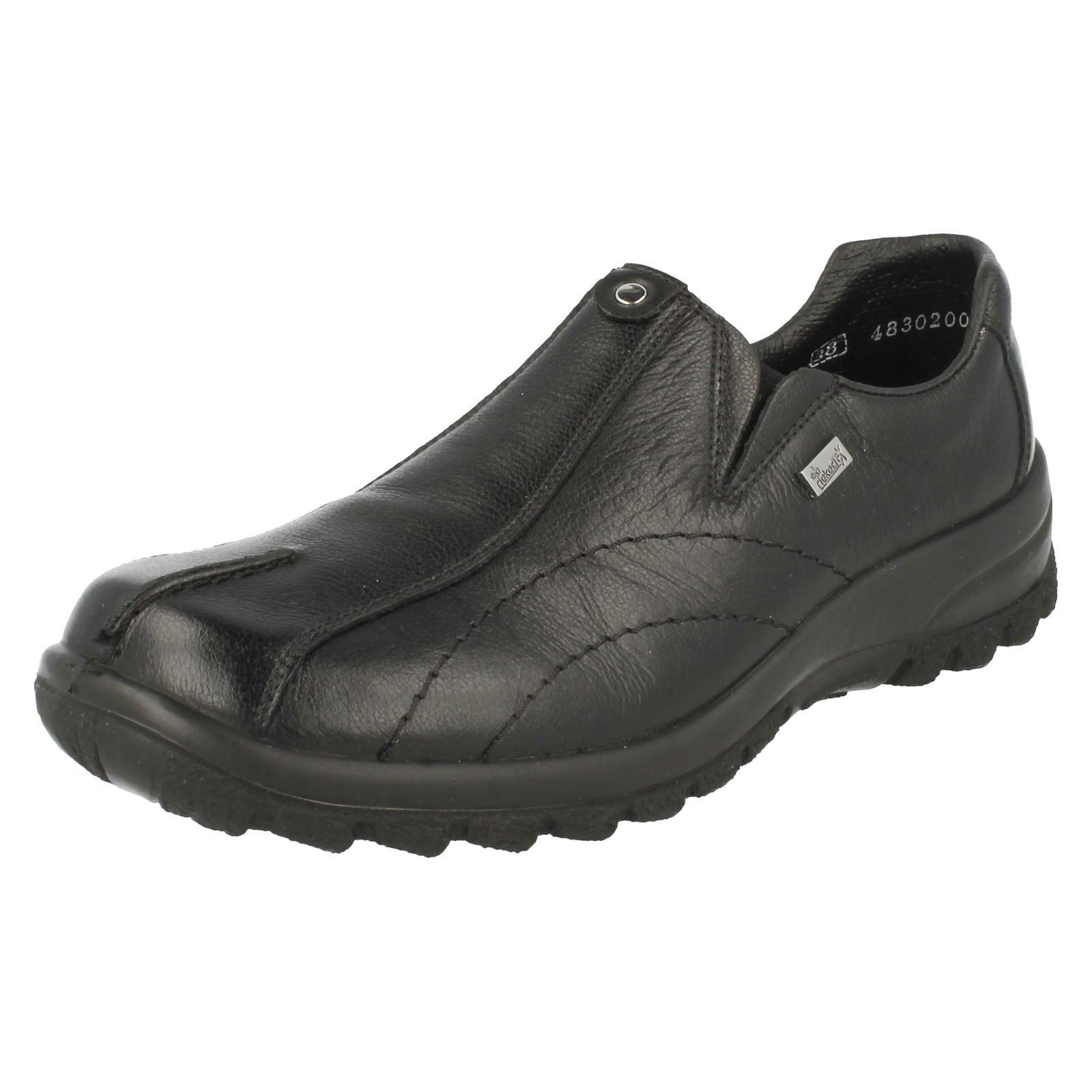 Ladies Rieker Casual Antistress Shoes L7153 Ebay