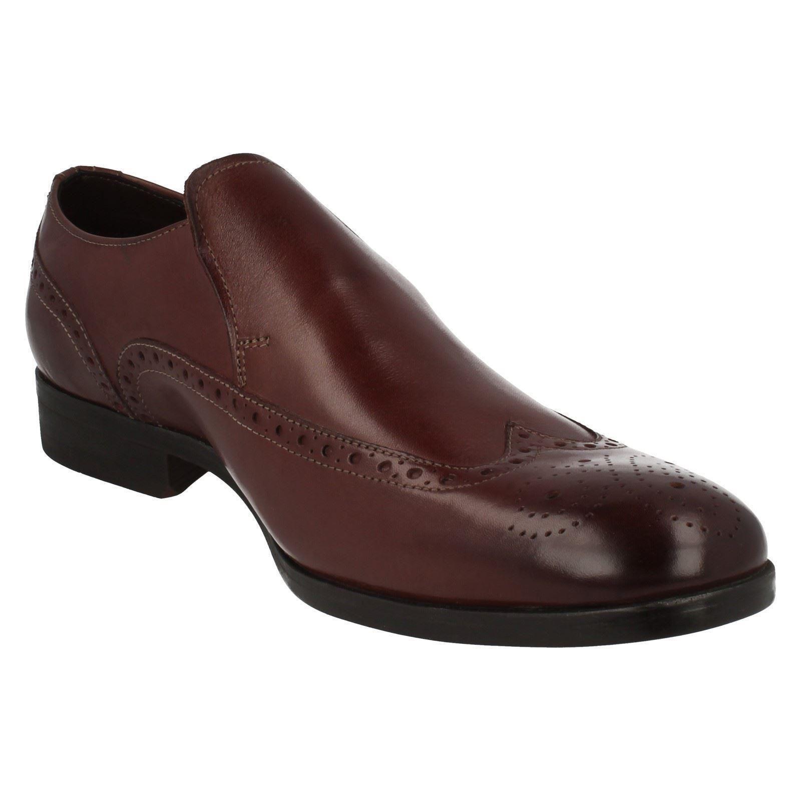 Herren Herren Herren Clarks Slip On Schuhes Banfield Slip 35b05a