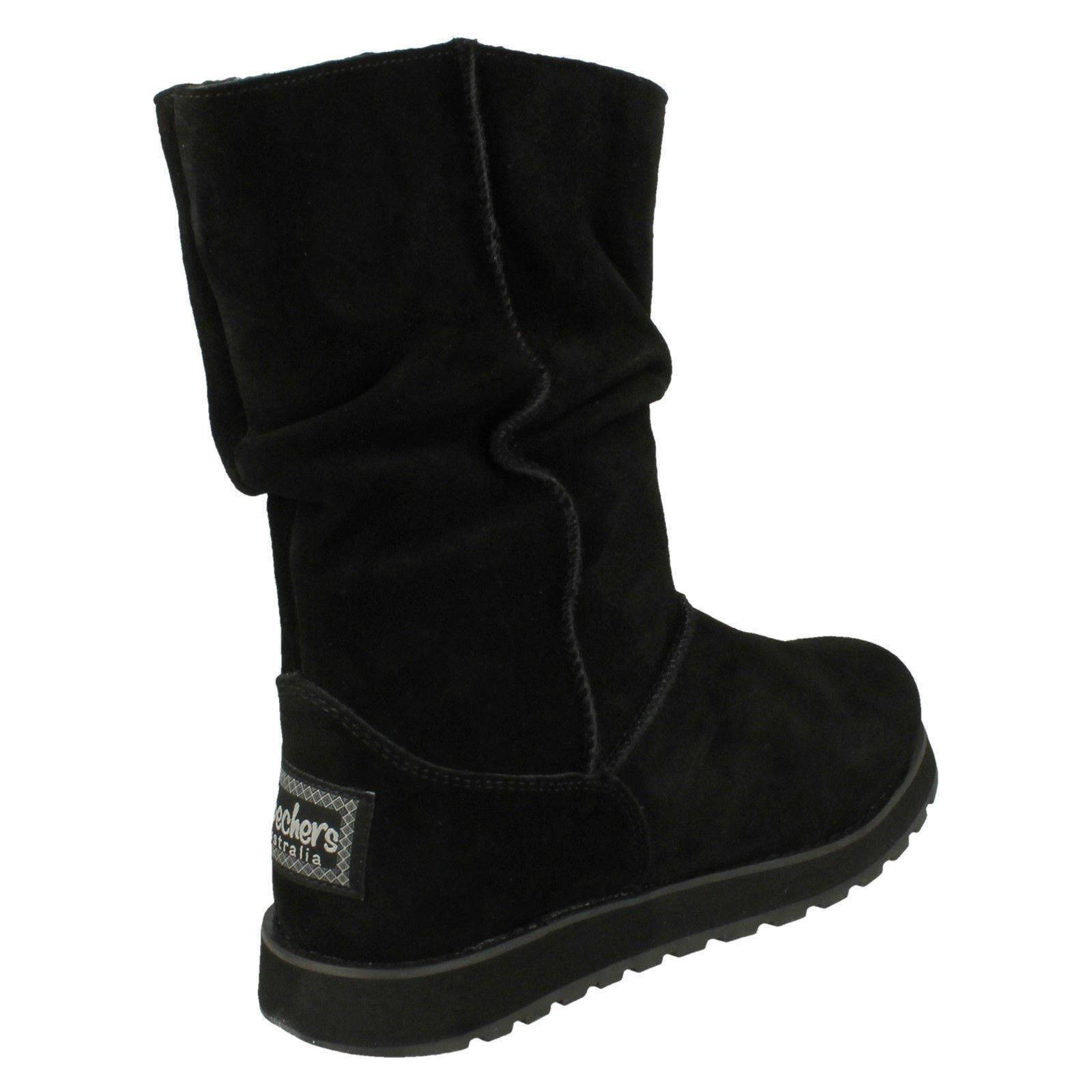 skechers boots womens