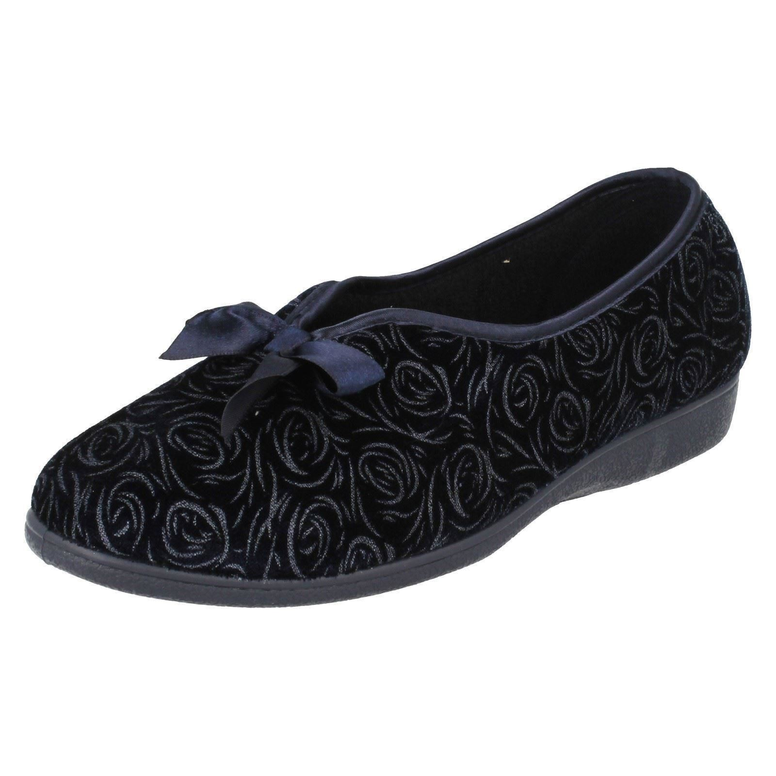 Señoras Grosby Completo Slipper Rose