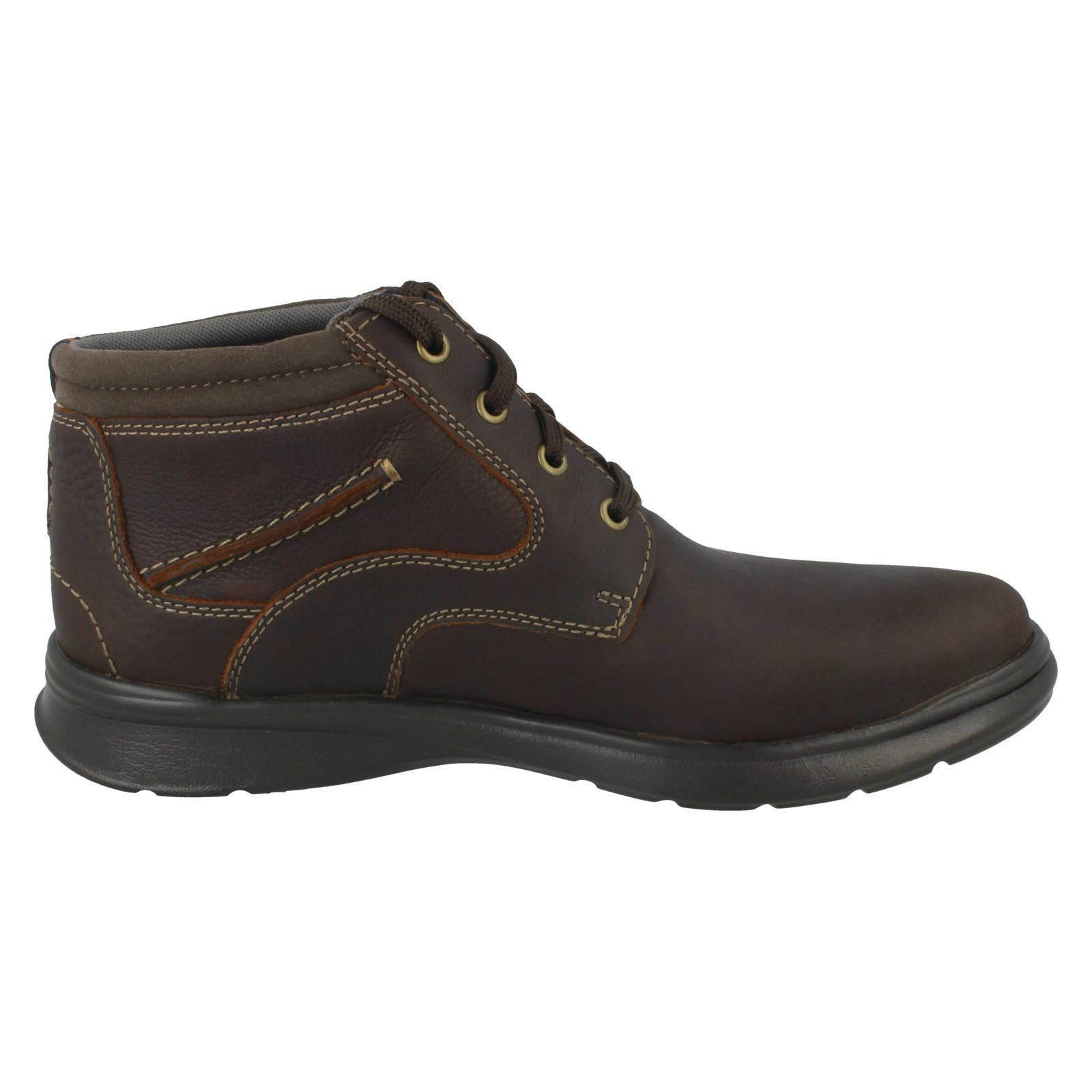Mens-Clarks-Cotrell-Rise-Casual-Lace-Up-Ankle-Boots thumbnail 16
