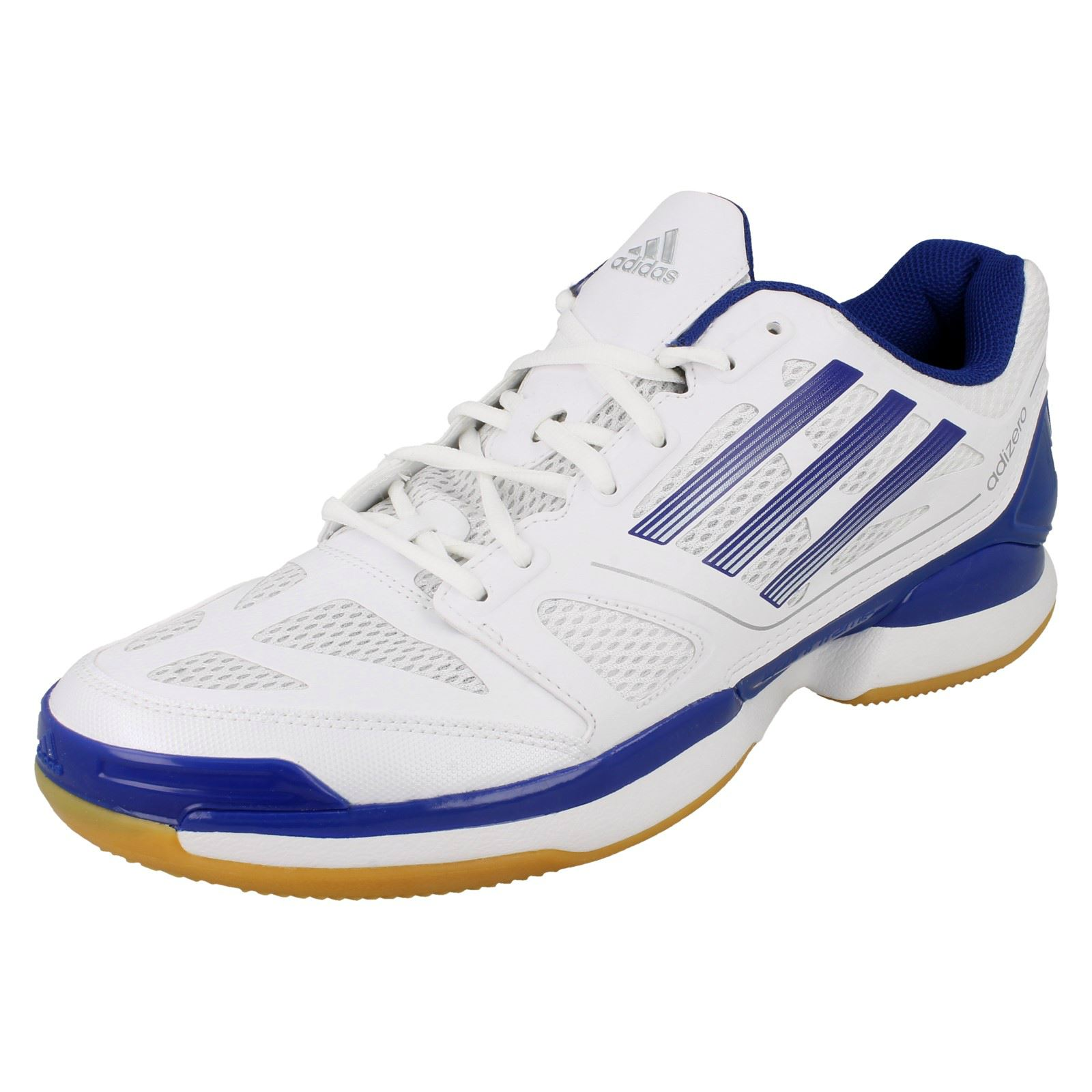 Pro reale Sports bianco Trainers Bianco Adizero Mens Adidas Volley Crazy Run RqYaYn