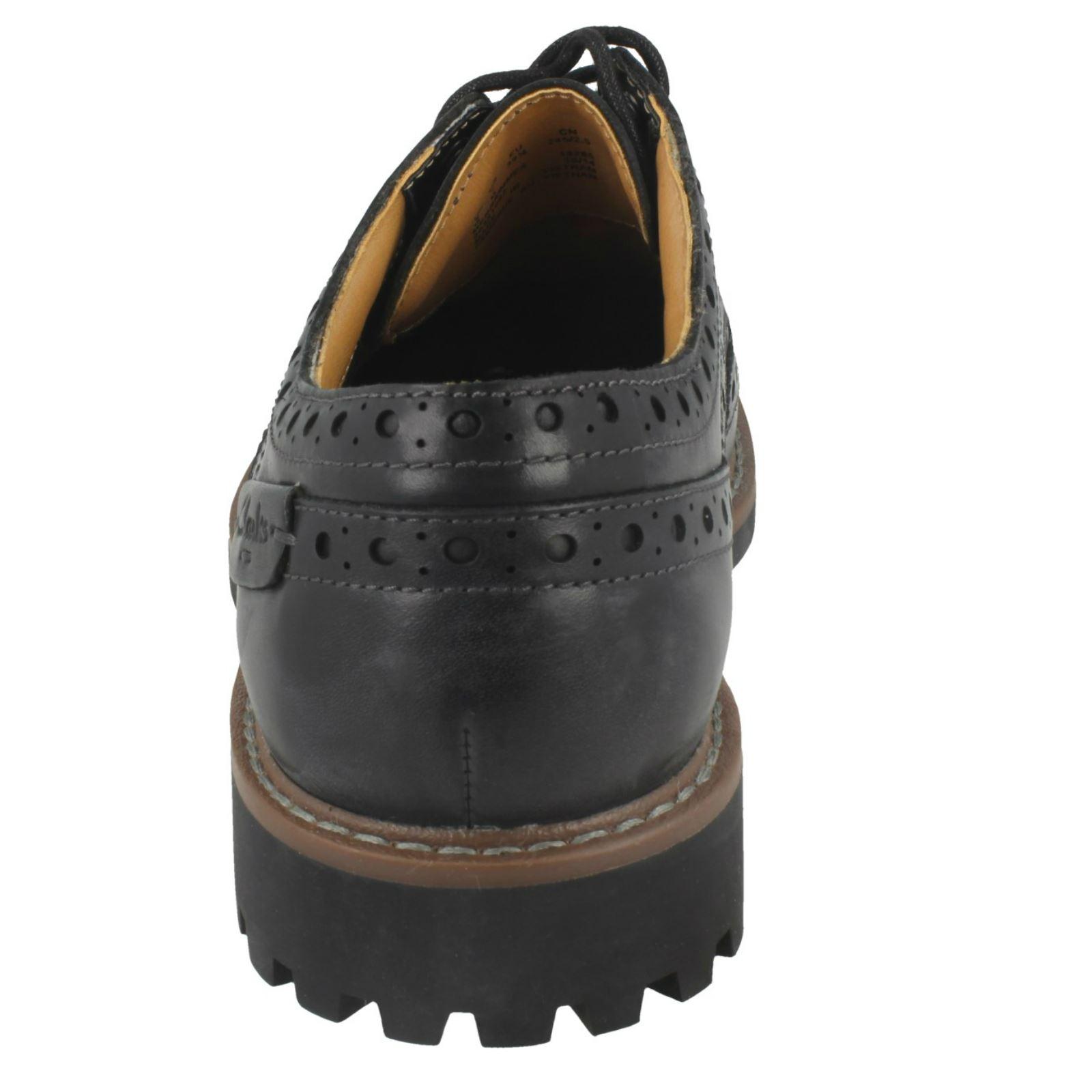 Formal Herren Clarks Montacute Wing Formal  Brogue Schuhes 6b1465