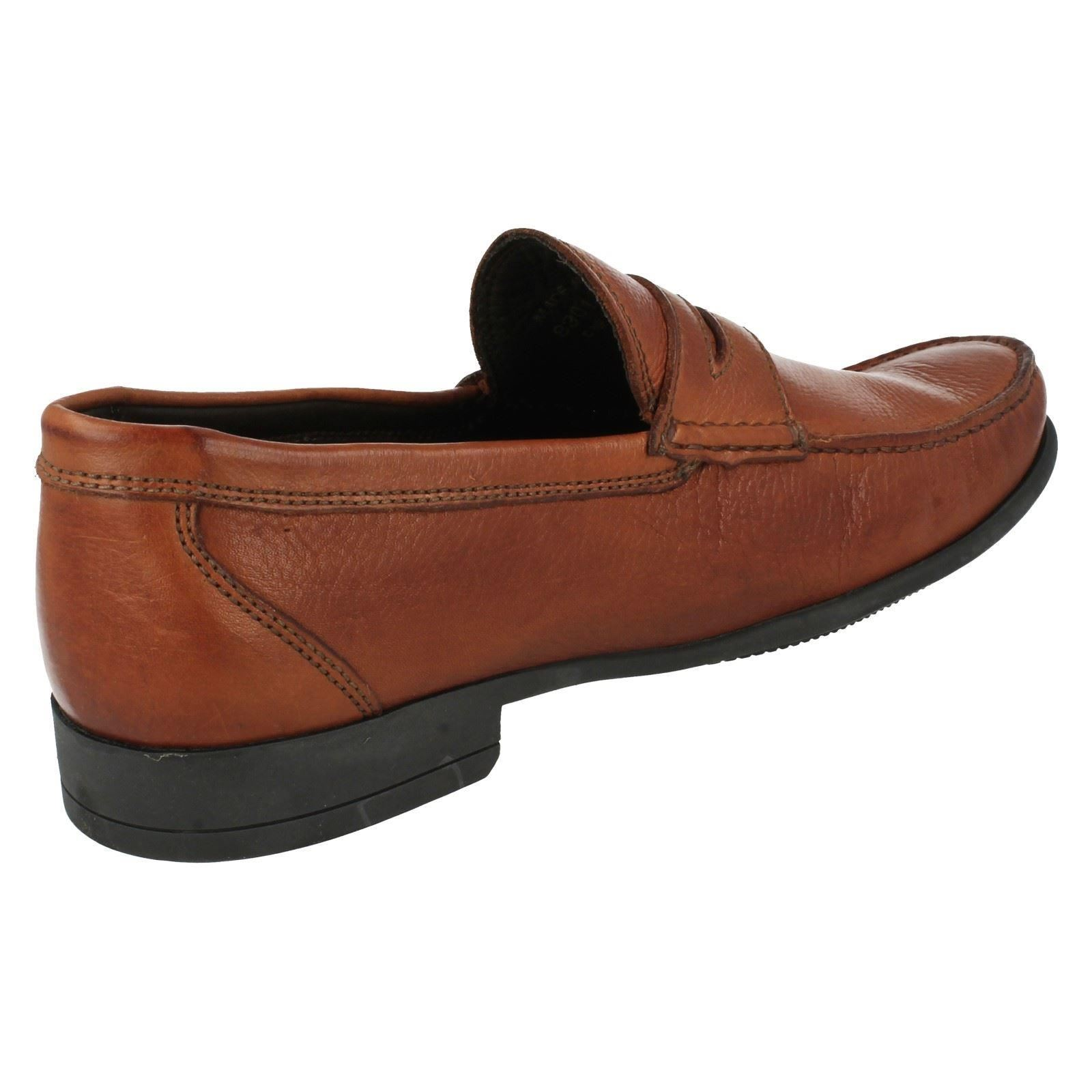 Mens Castelo Toast Tan Smart marrone Anatomic Loafers Floater rC5aqrnp