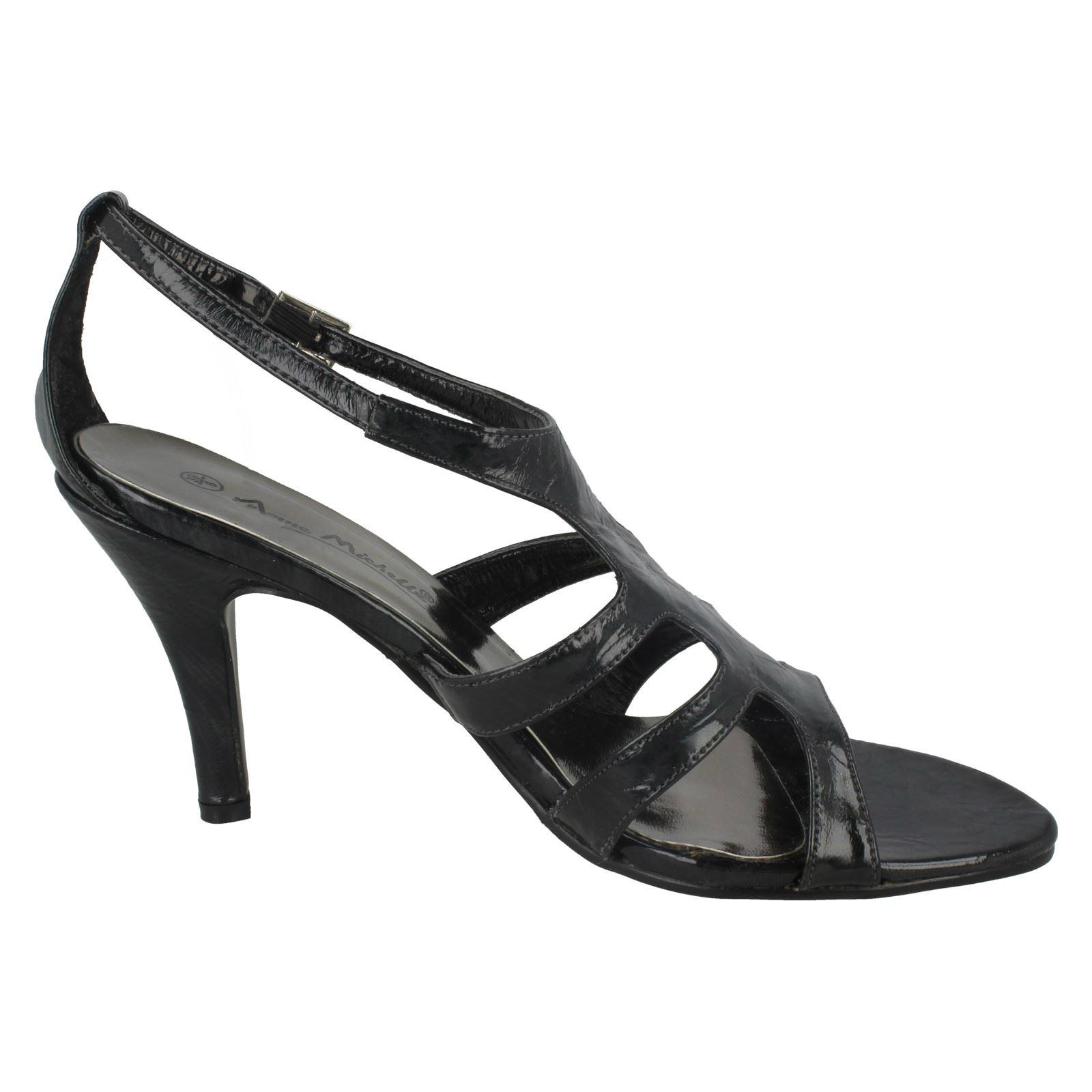 Mujer Zapatos De Tacón Hebilla Formal L3876