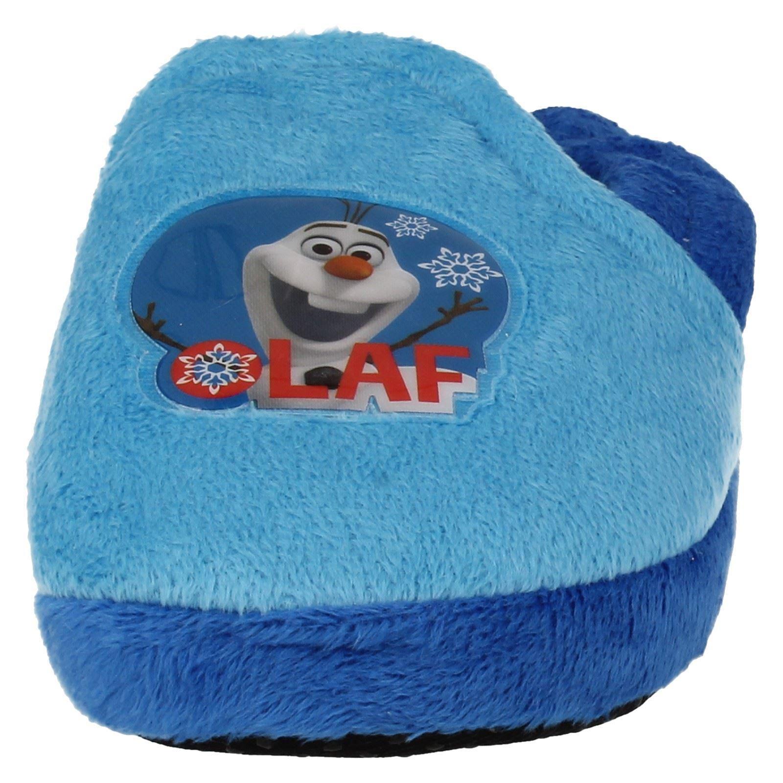 Spot On Boys Frozen Slippers