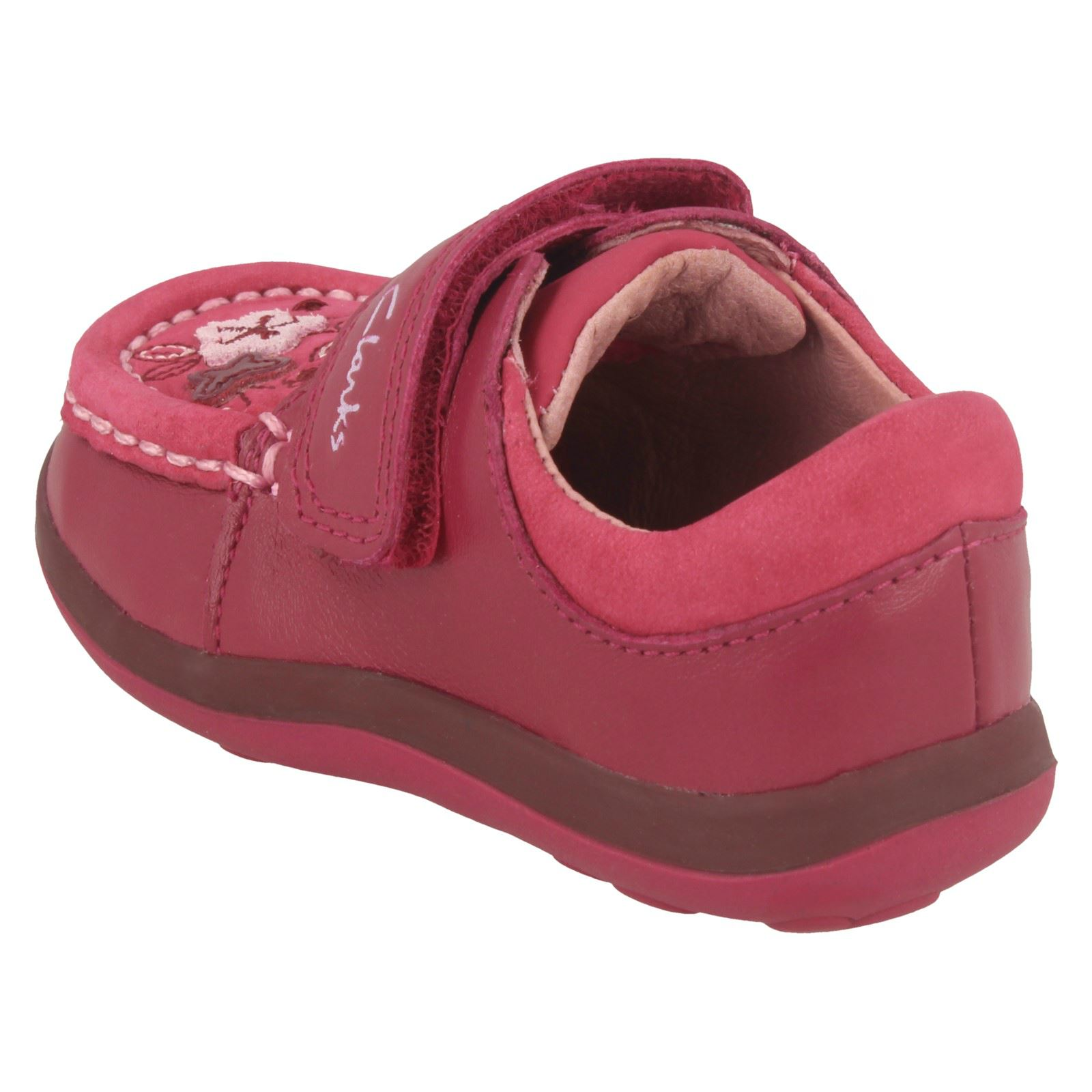 Clarks Girls Casual Shoes - Alana Lou