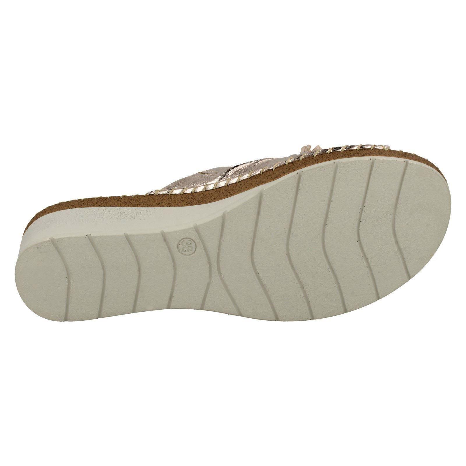 Ladies-Van-Dal-Wedge-Heel-Mule-Sandals-039-Banks-039 thumbnail 7