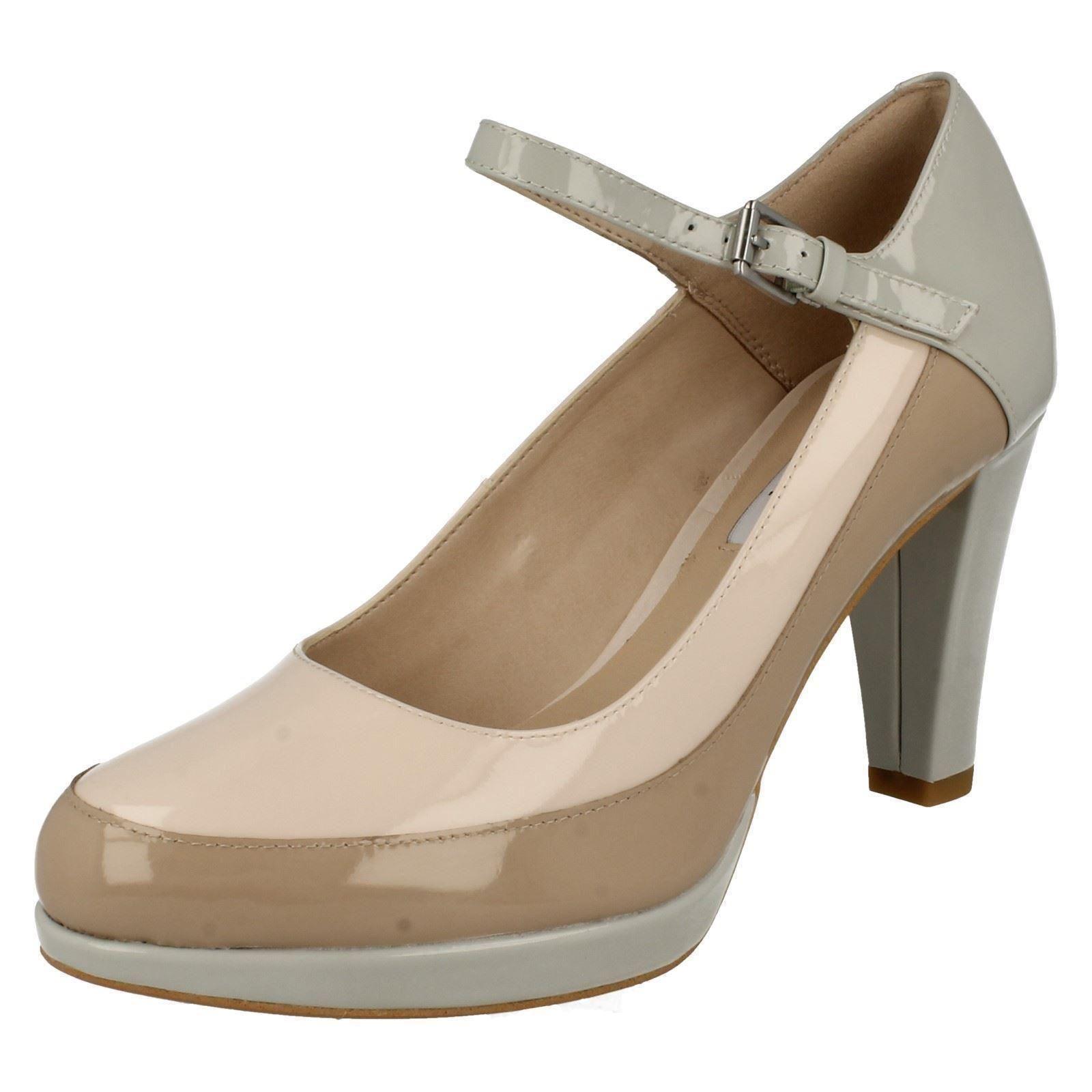 Ladies Clarks Smart Shoes Kendra Dime