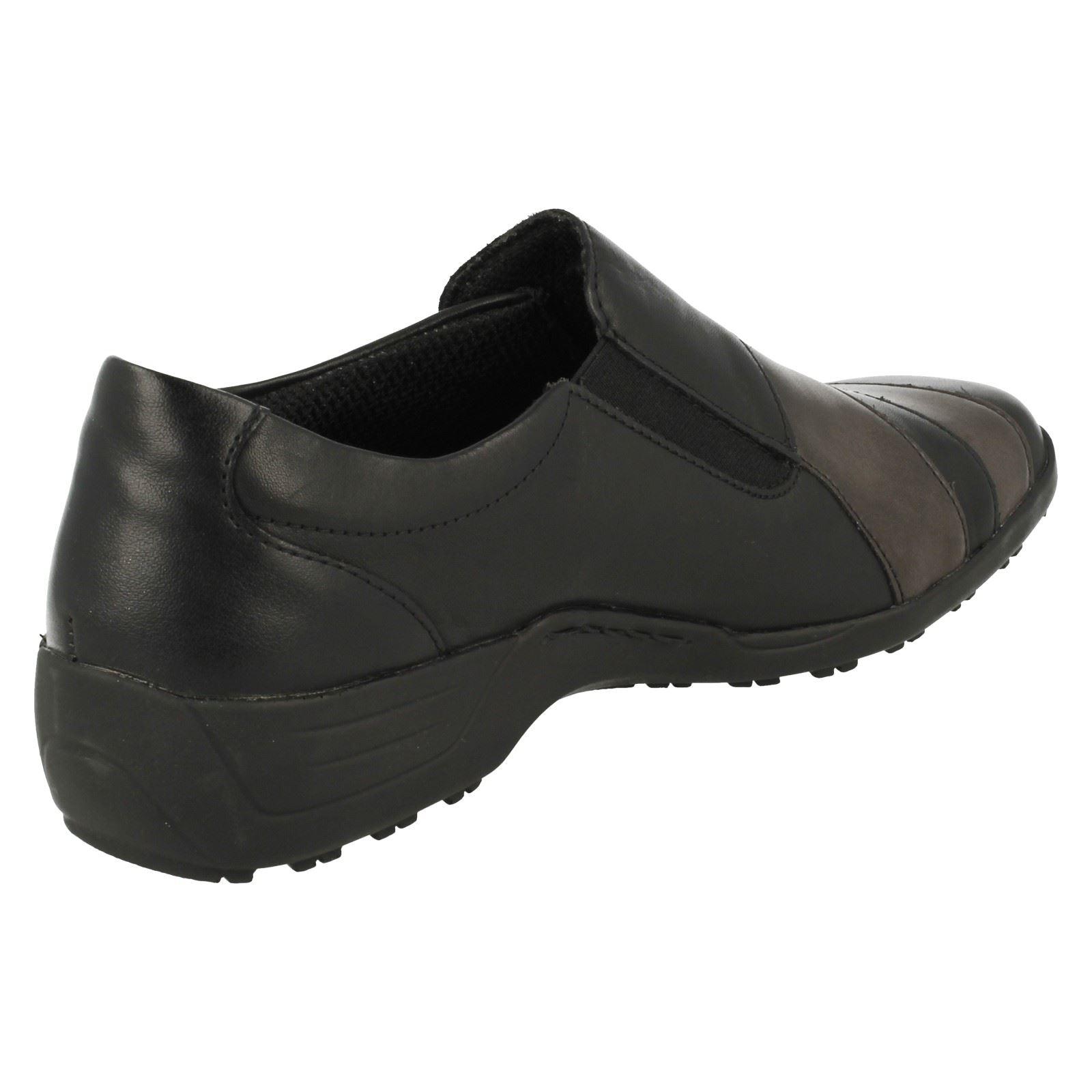dfc5c704724 Ladies-Remonte-Slip-On-Loafer-Shoes-D0525 thumbnail 9