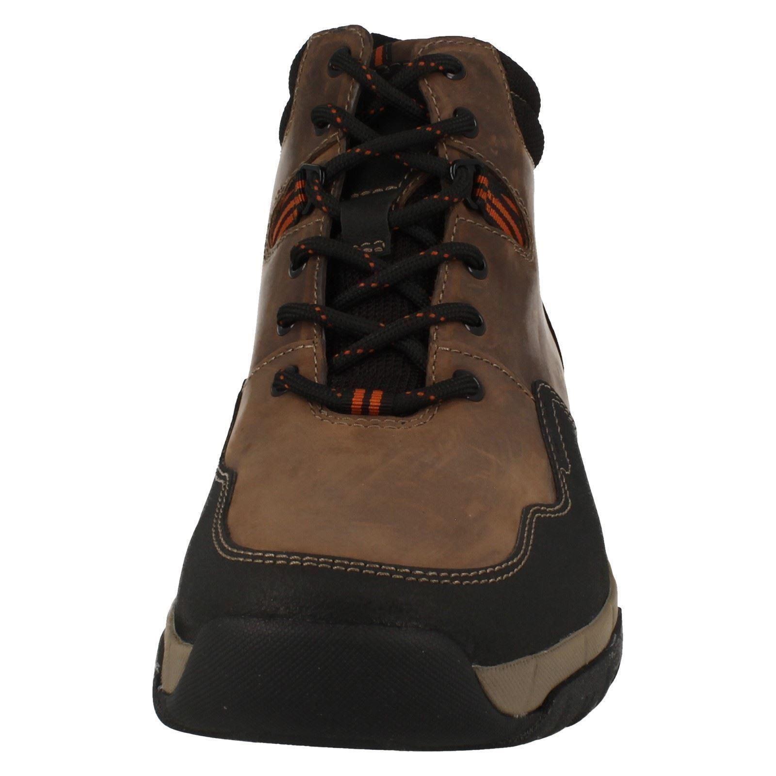 Uomo Clarks Waterproof Walbeck Lace Up Stiefel Walbeck Waterproof Top 826f16