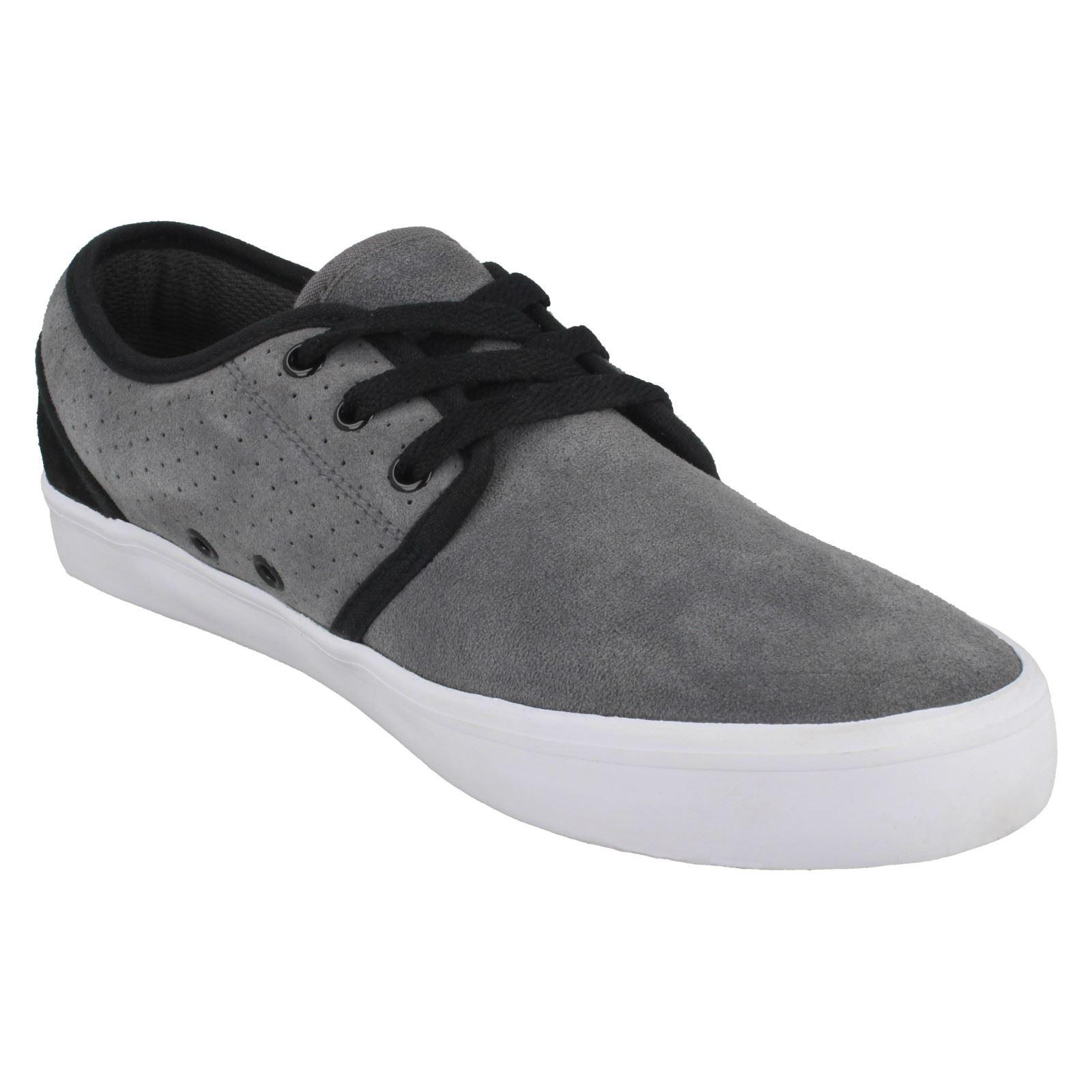 Uomo Vox Footwear Inc Skater Style Casual Slacker Lace Up Leder Schuhes Slacker Casual 1edd51