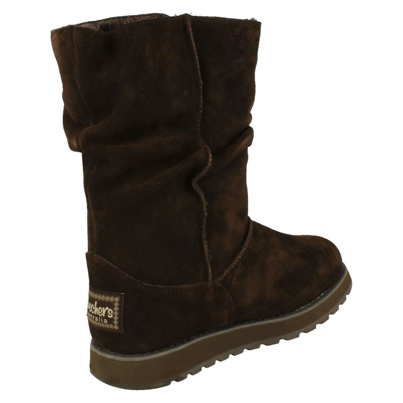 Womens Skechers Winter Boots Freezing