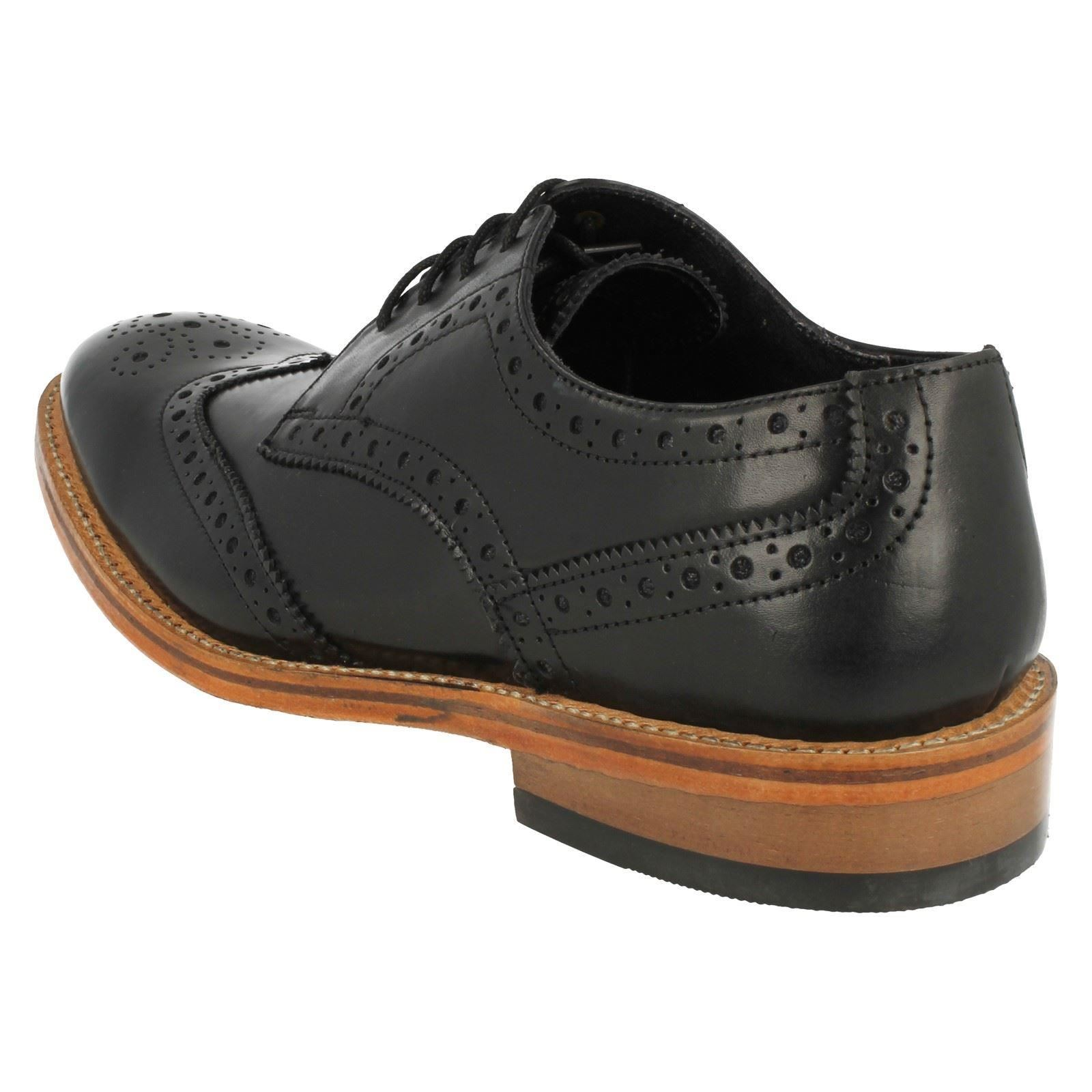 Mens Catesby Up Smart Lace Up Catesby Brogues - 'Mcatessurryb' c47d70