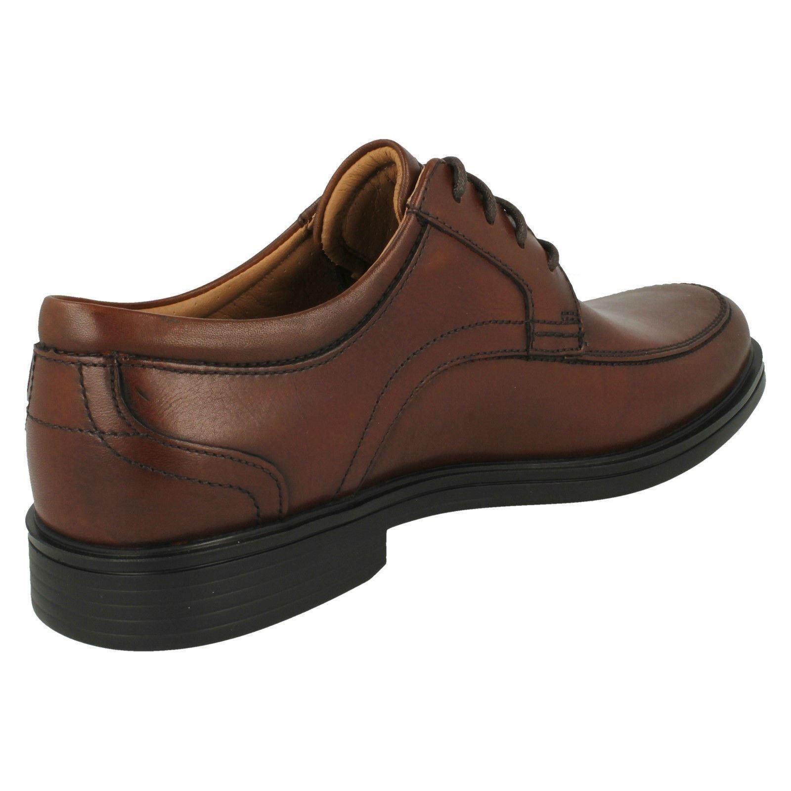 06e7b5aee6d Mens Clarks Smart Lace Up Shoes Un Aldric Park
