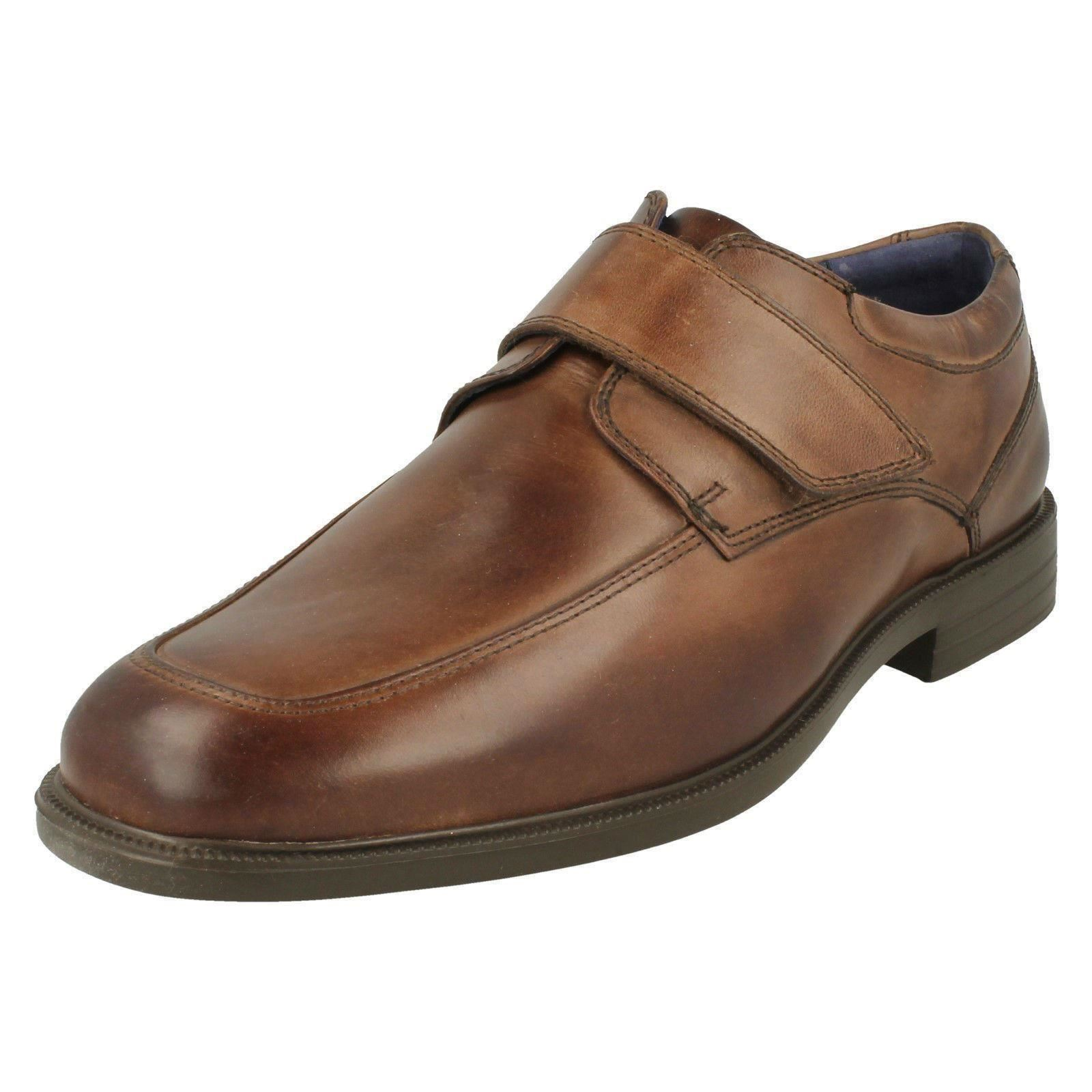 Mens Padders Formal Hook & Brent Loop Fastening Shoes - Brent & e711fb