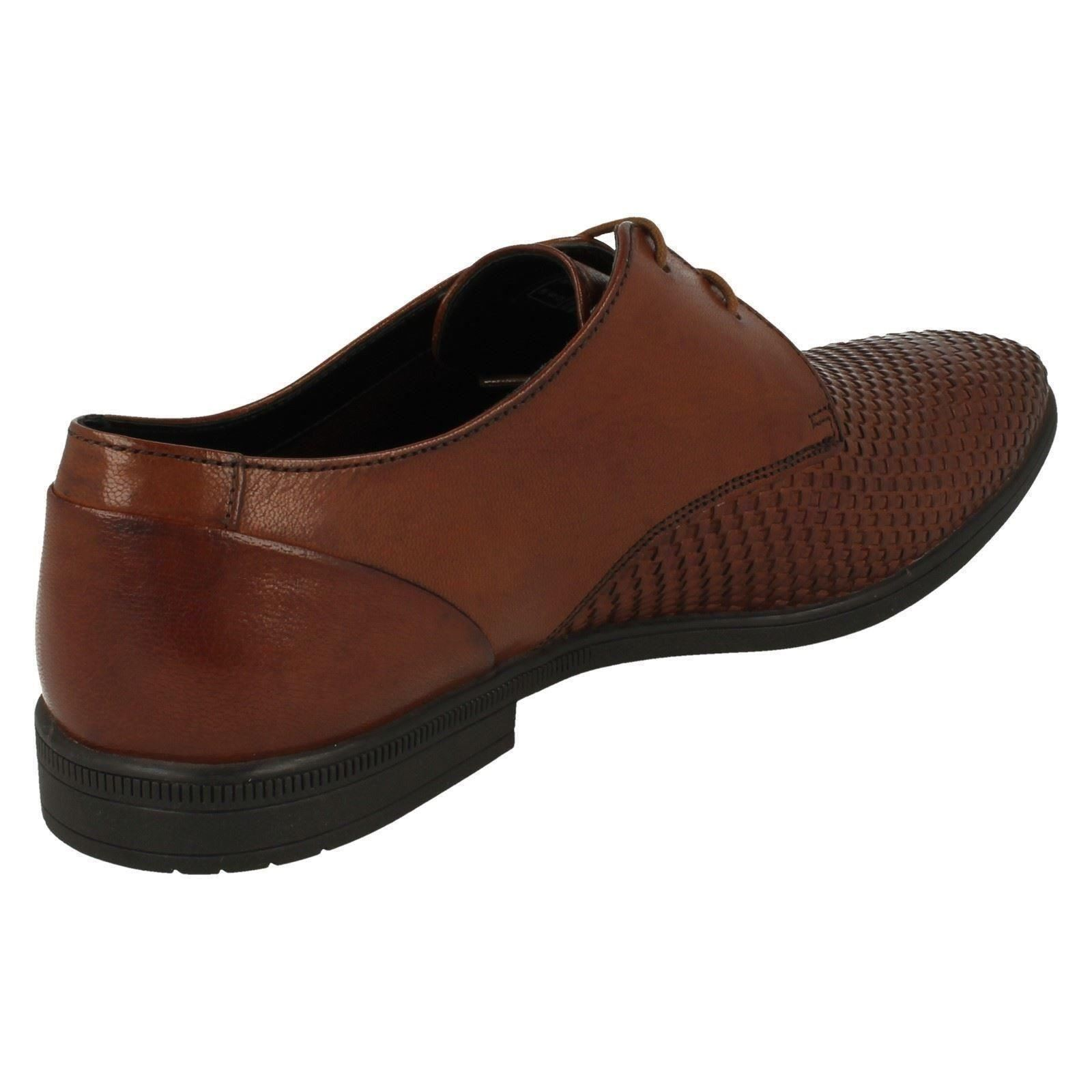 '  Herren Clarks' Stylish Lace Up Up Up Schuhes Bampton Weave 8fb666
