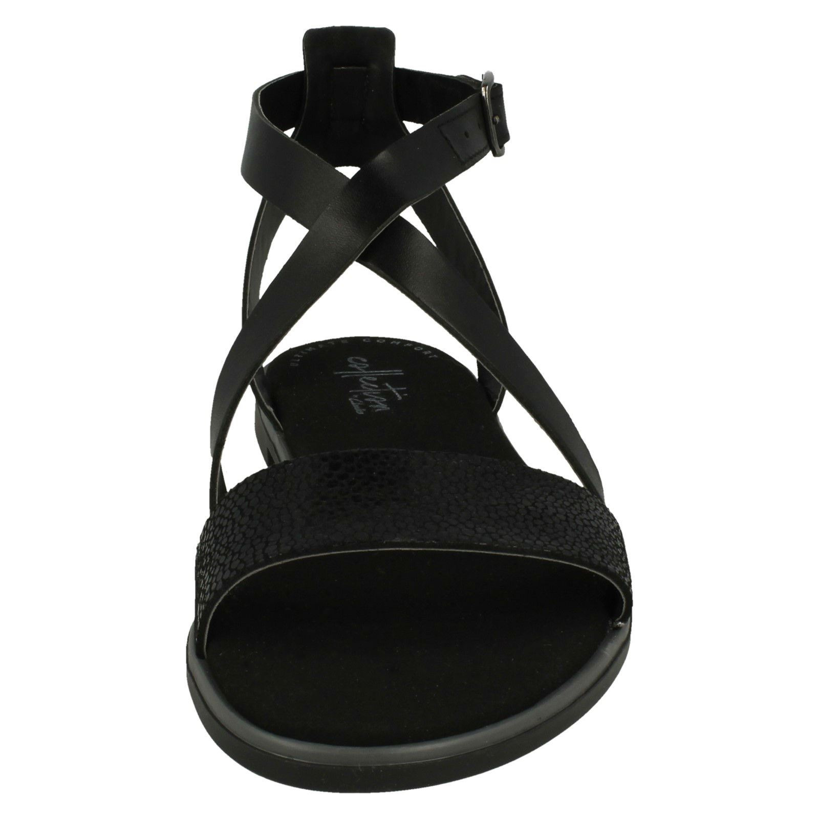 a89775e87f370c Ladies Clarks Ultimate Comfort Collection Strappy Sandals - Bay ...