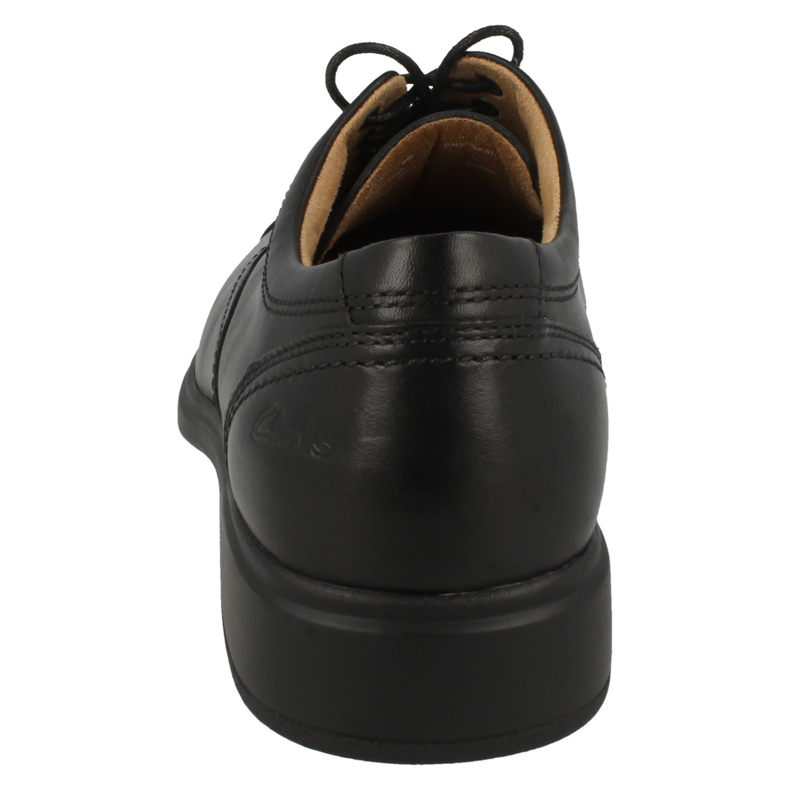 Mens Clarks Formal Light' Lace Up Shoes 'Glevo Light' Formal 625b61