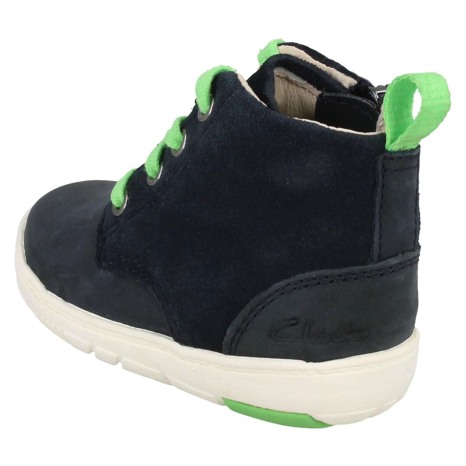 c4f4eb25b67 Boys-Clarks-Ankle-Boots-Maxi-Hehe thumbnail 13